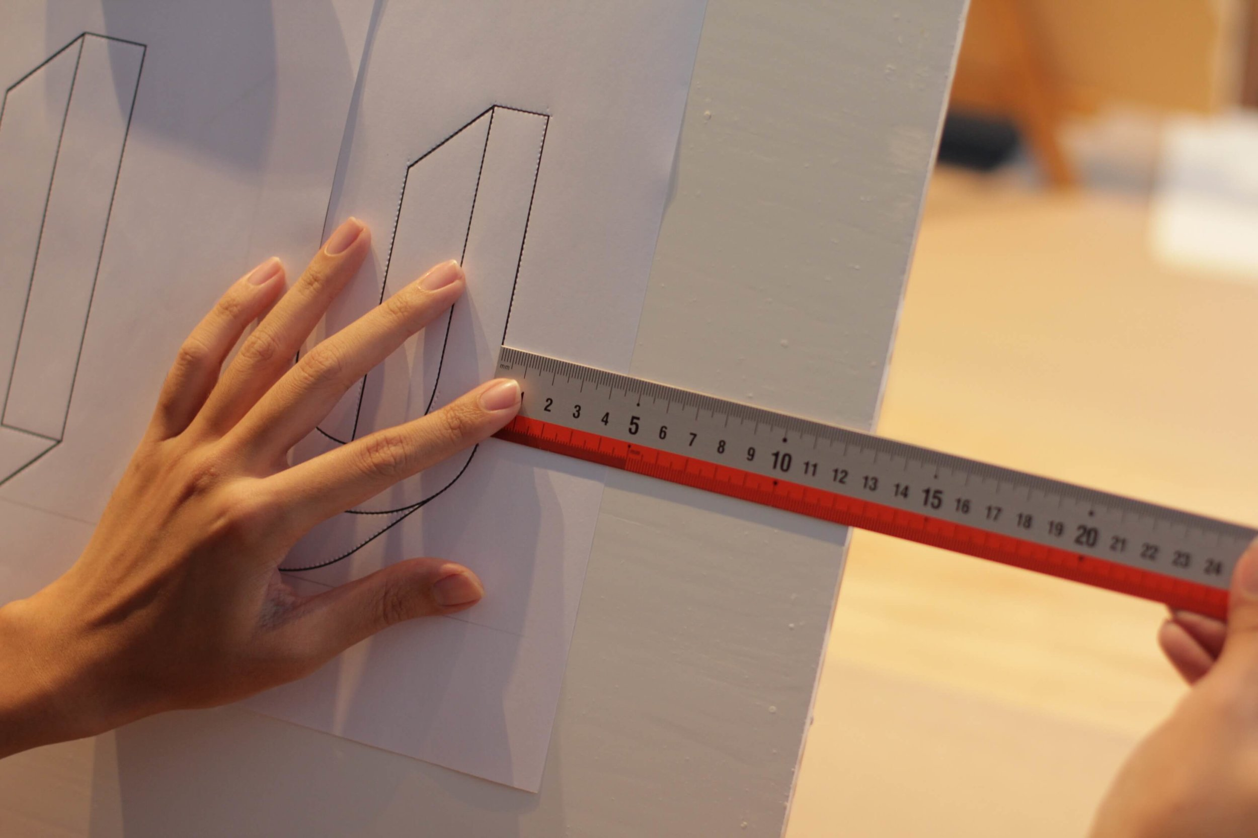 measuring and tracing