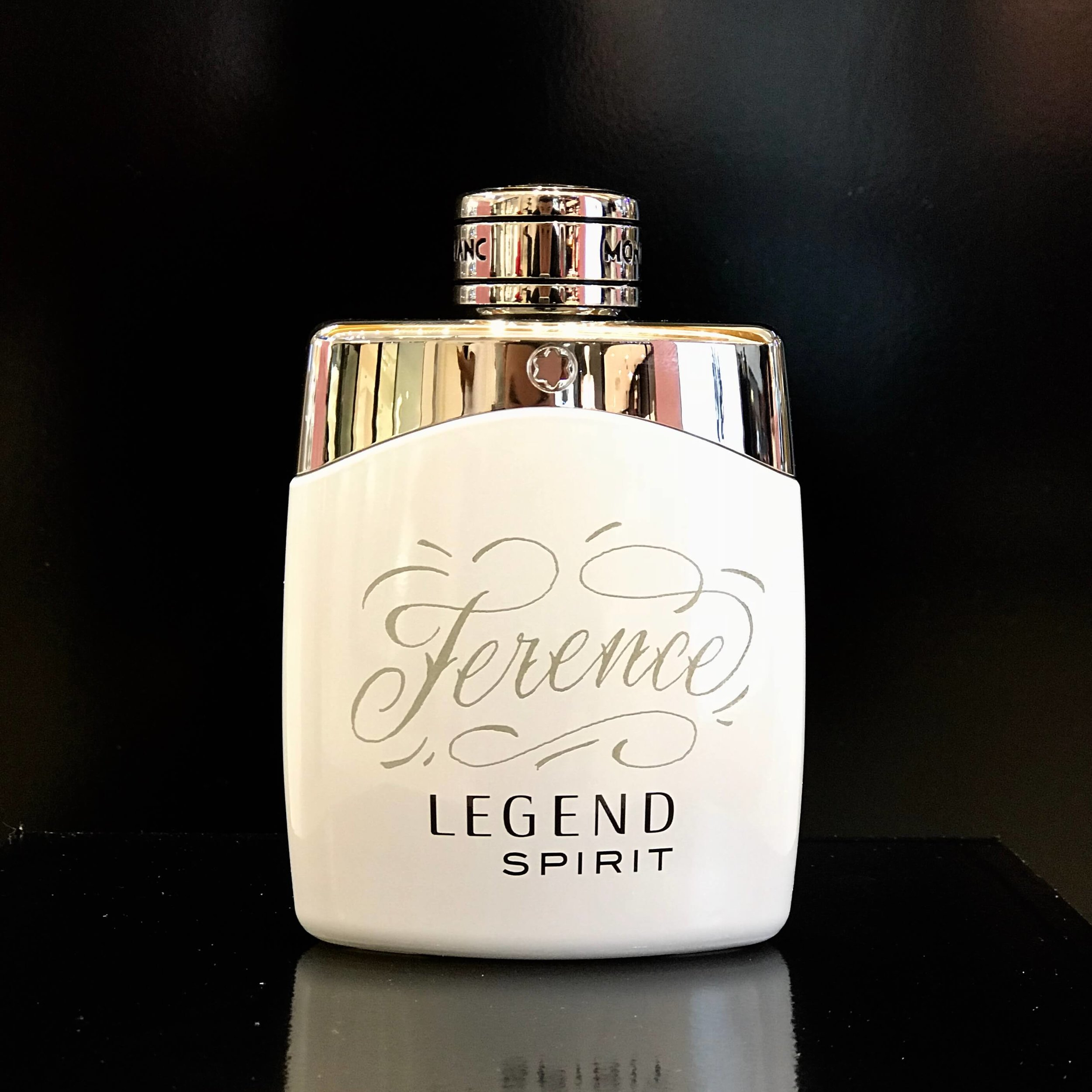 Perfume engraving