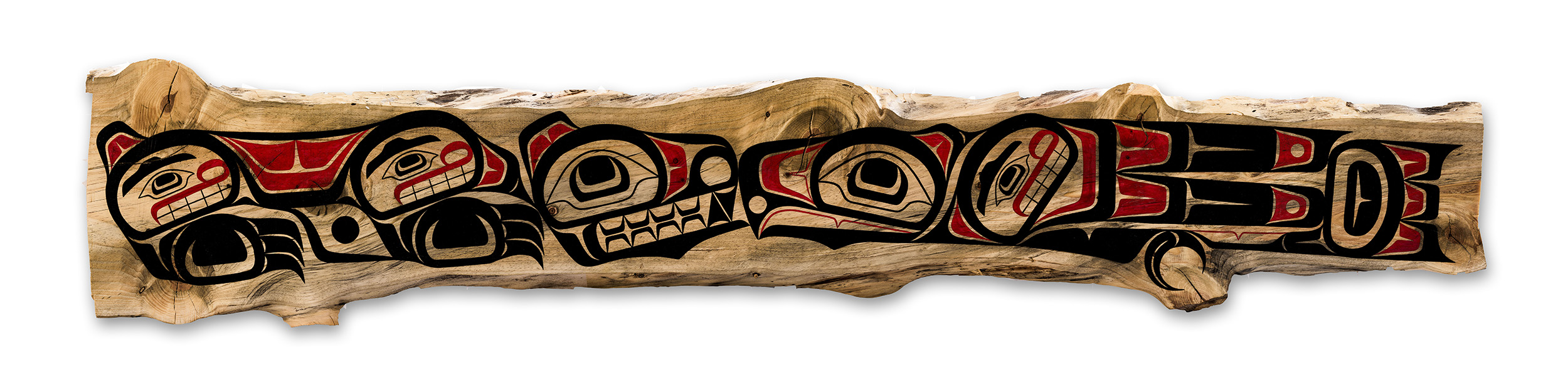 Original Bear Eagle Artwork from our Croakies line by James Johnson ( click here to purchase )