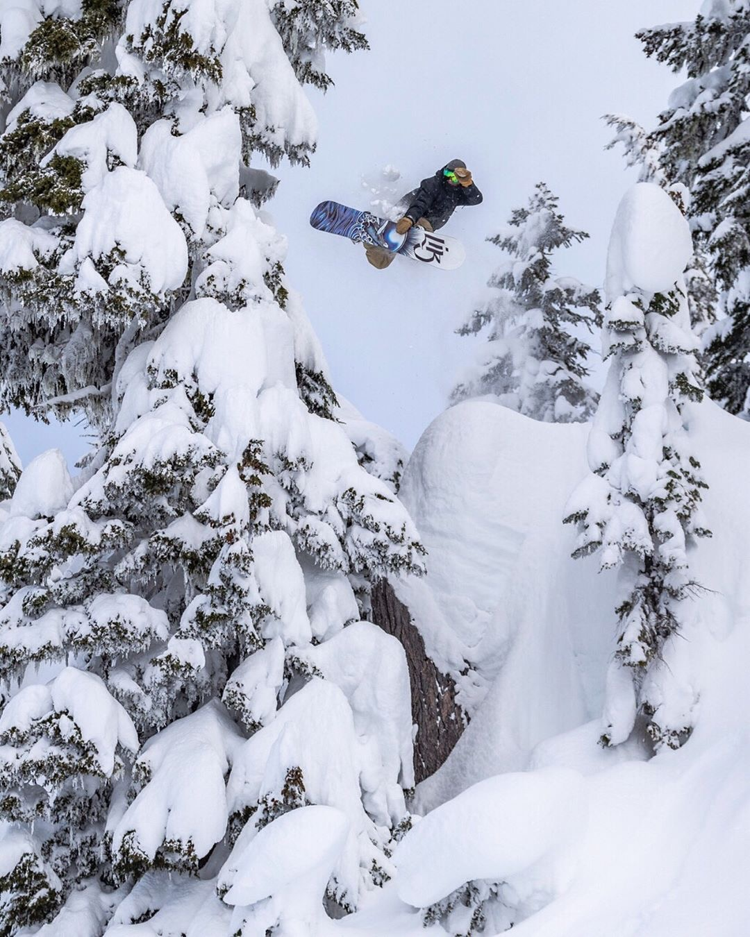 Lando / Method / Mt. Baker Washington / photo: Brad Andrew