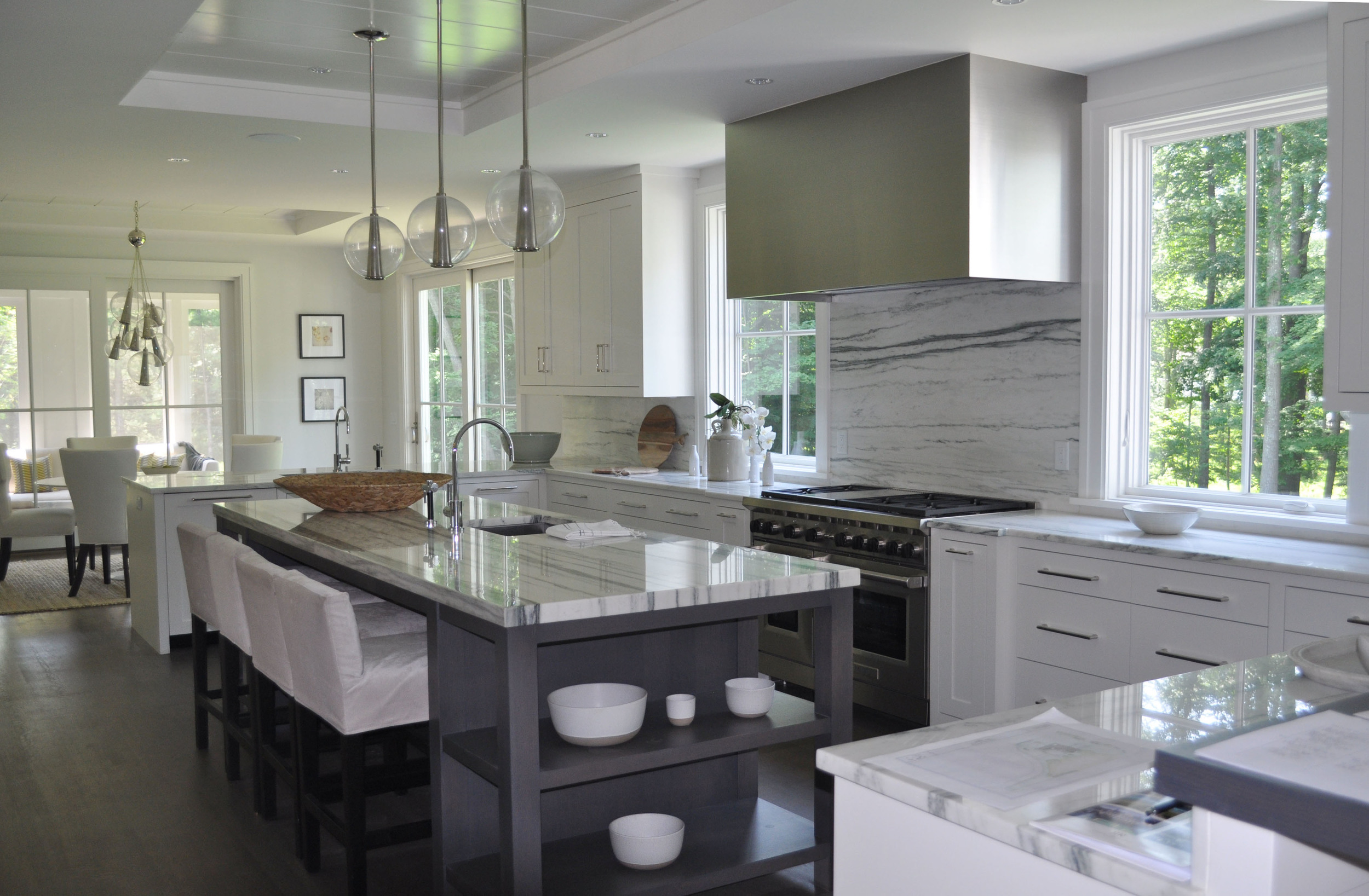 Interior Millwork and finishes for Milton Developement