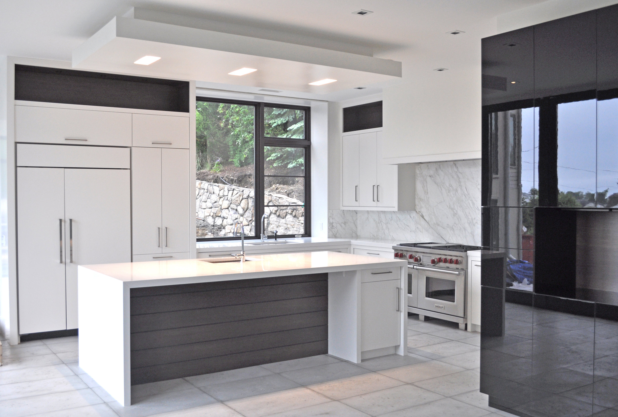 Kitchen for Milton Development