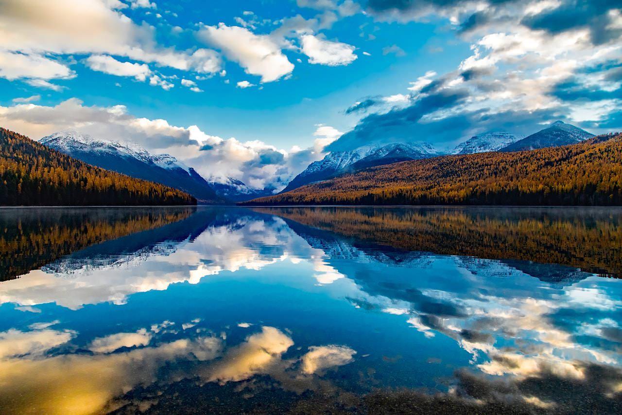 Mountain Lake Cloud Reflection.jpg