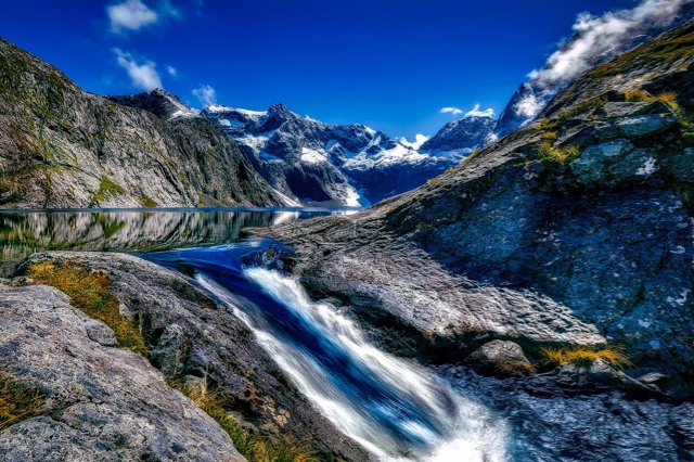 Fiordland National Park - New Zealand