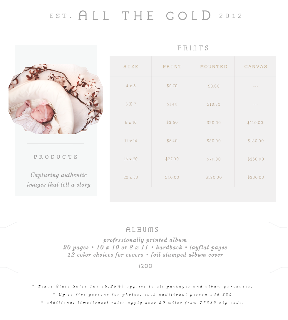 All_the_Gold_Newborn_Photography_Welcome_Guide_Print_Pricing