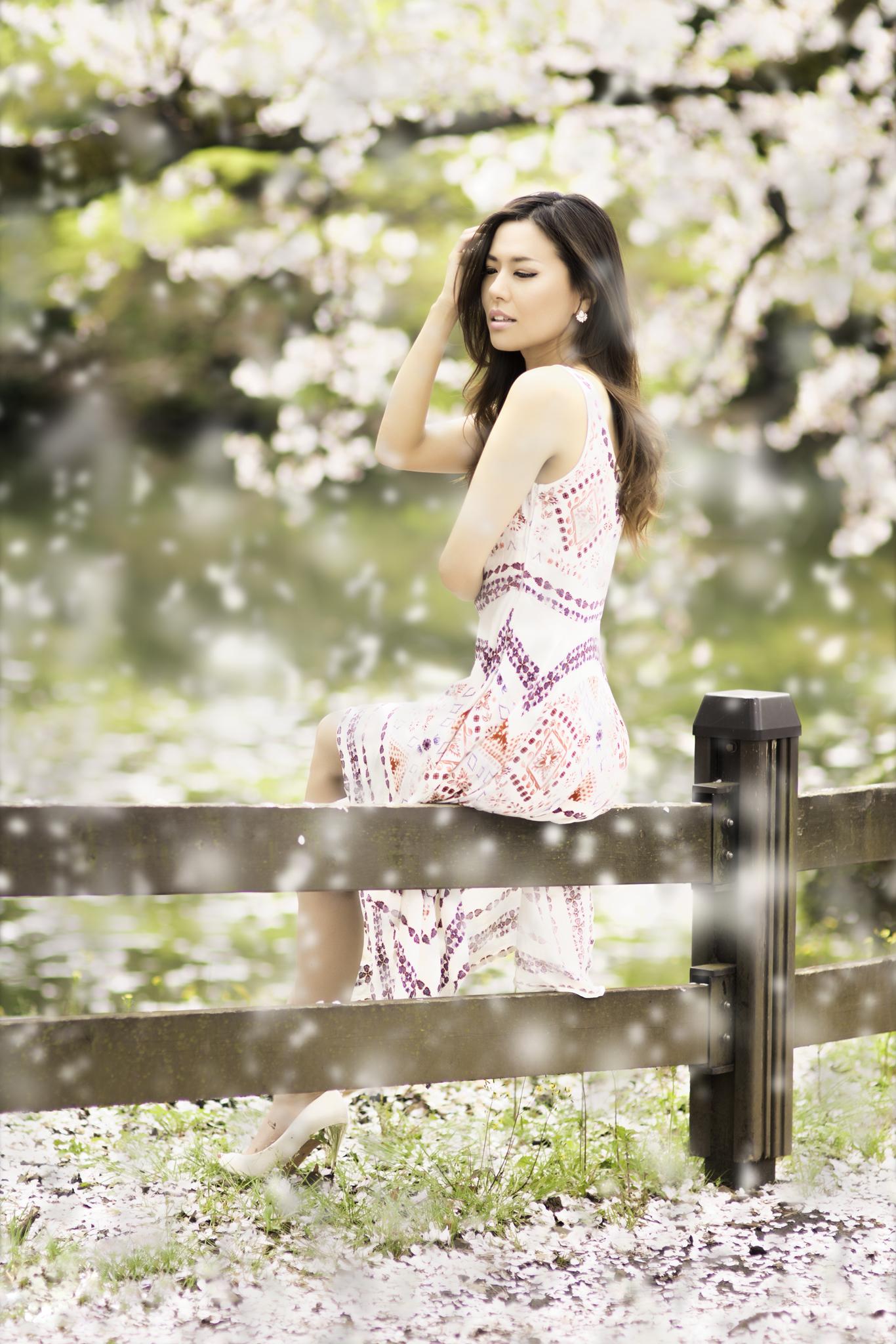 model: Yayoi Kawahara