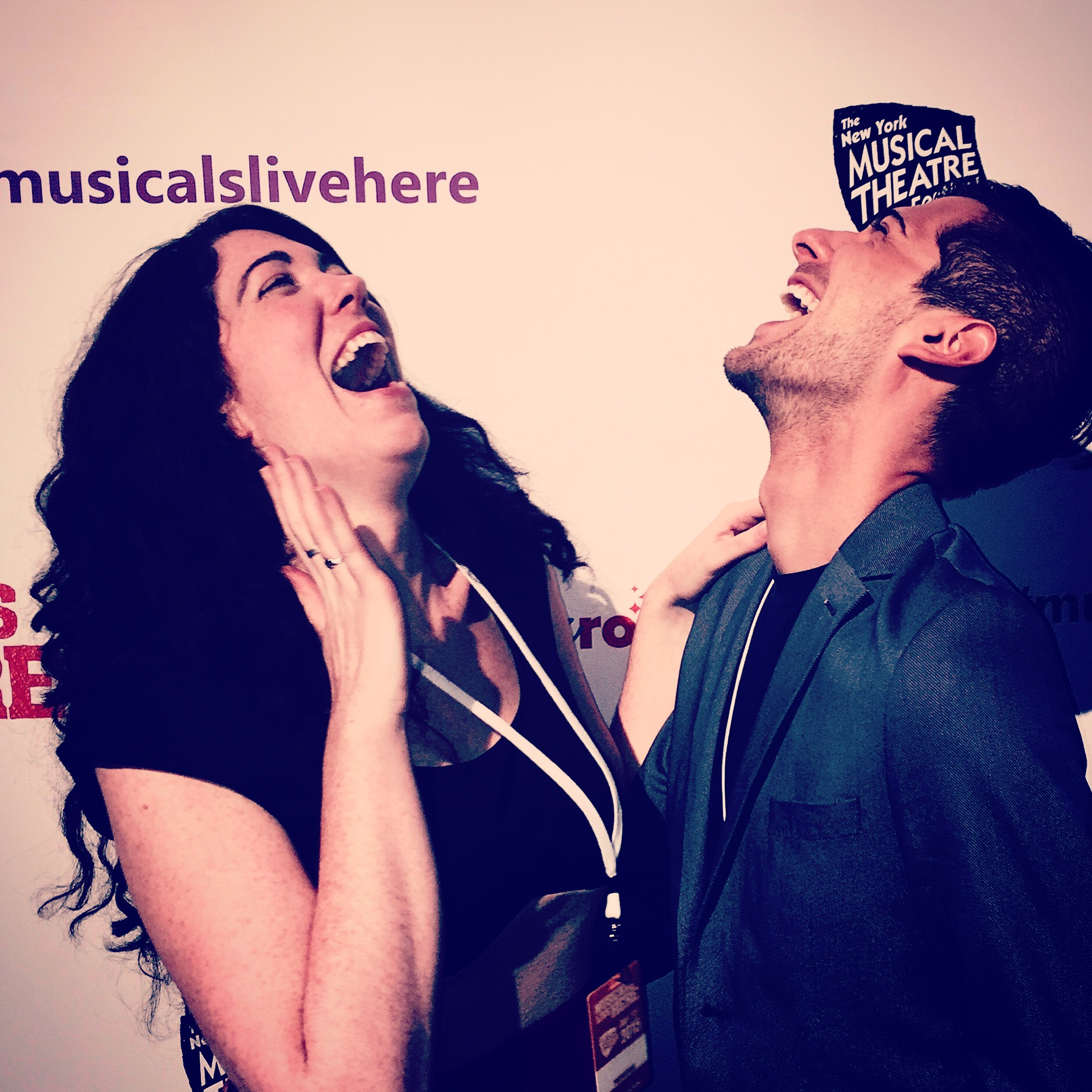 The Runaway Clone at the NYMF 2015 Opening Gala, The Liberty Theatre, NYC