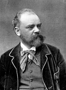 An essay on Josef Skvorecky's Dvorak in Love -