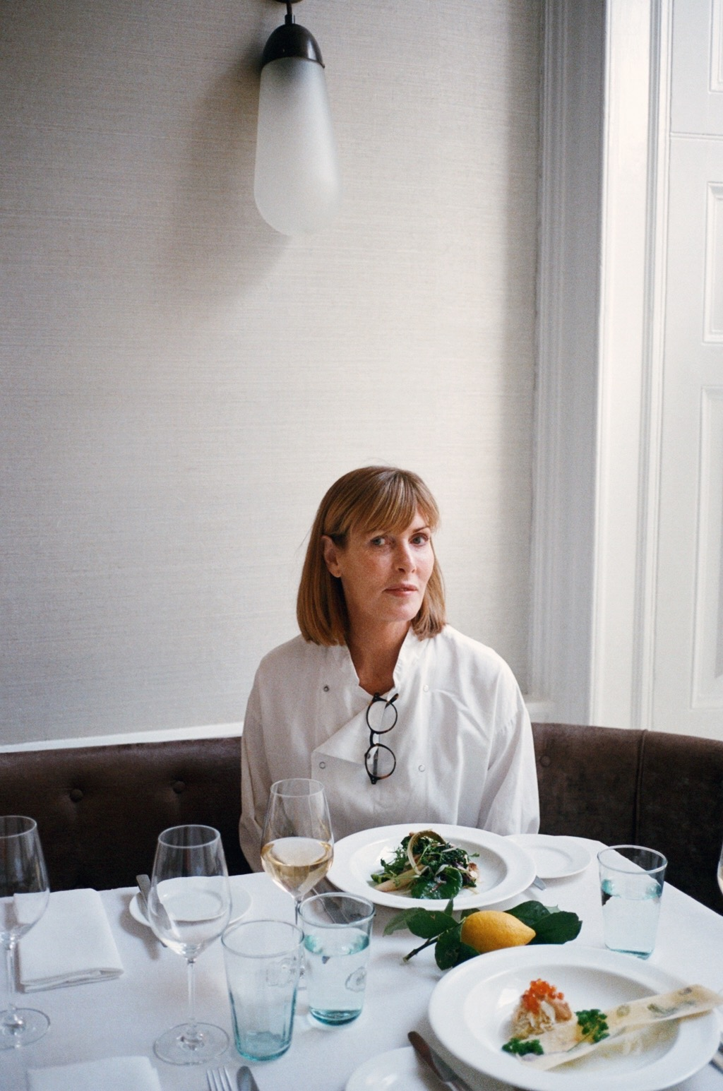 Skye Gyngell for Oh Comely
