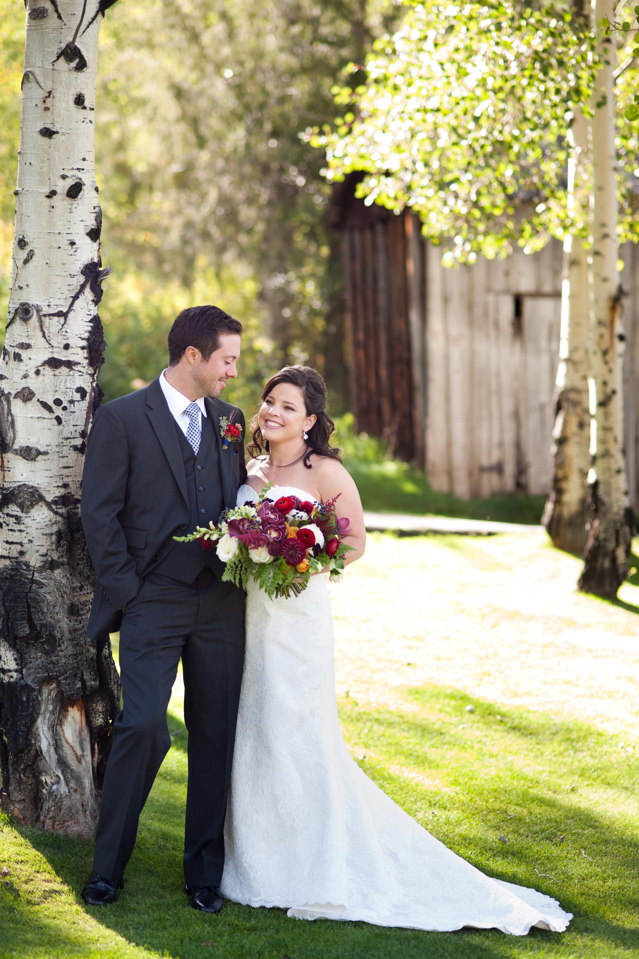 Little White Dress bride Tara   photo by Brinton Studios