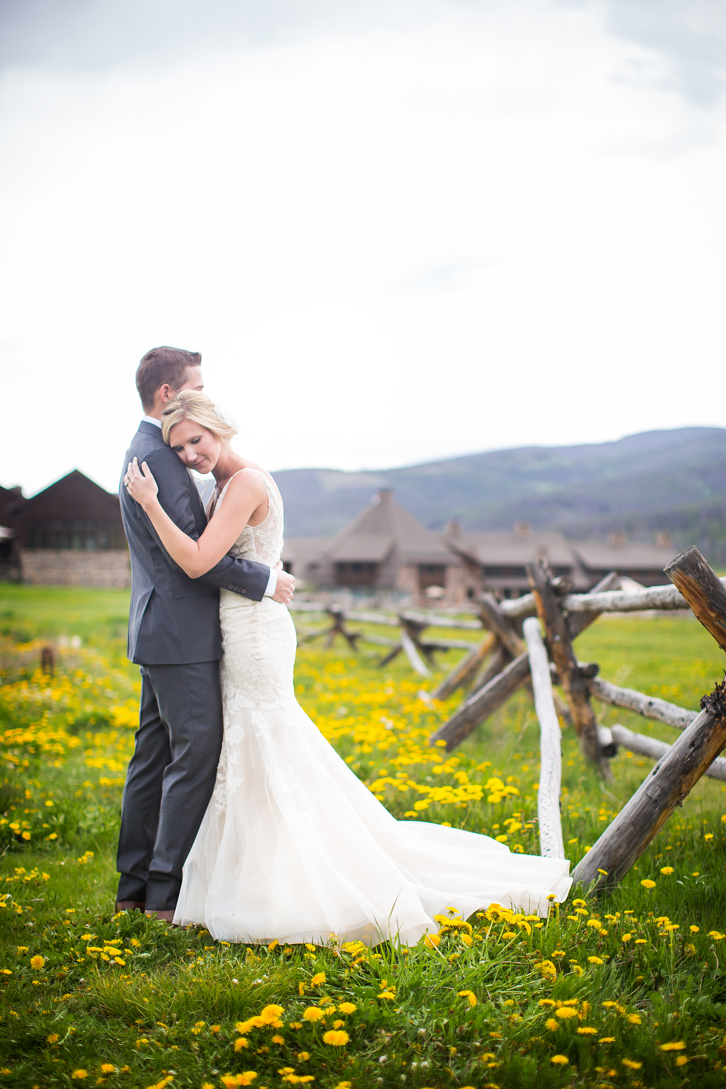 Carlie | June 14, 2015 | Devil's Thumb Ranch | Tabernash, Colorado |  Drake Busch Photography