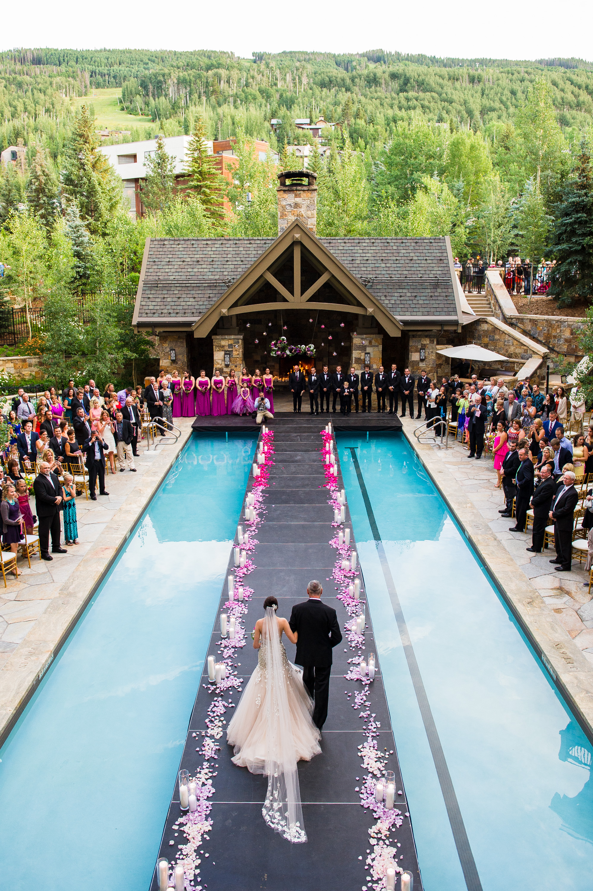 Jessica | August 8, 2015 | Four Seasons Vail | Vail, Colorado |  Doug Treiber Photography