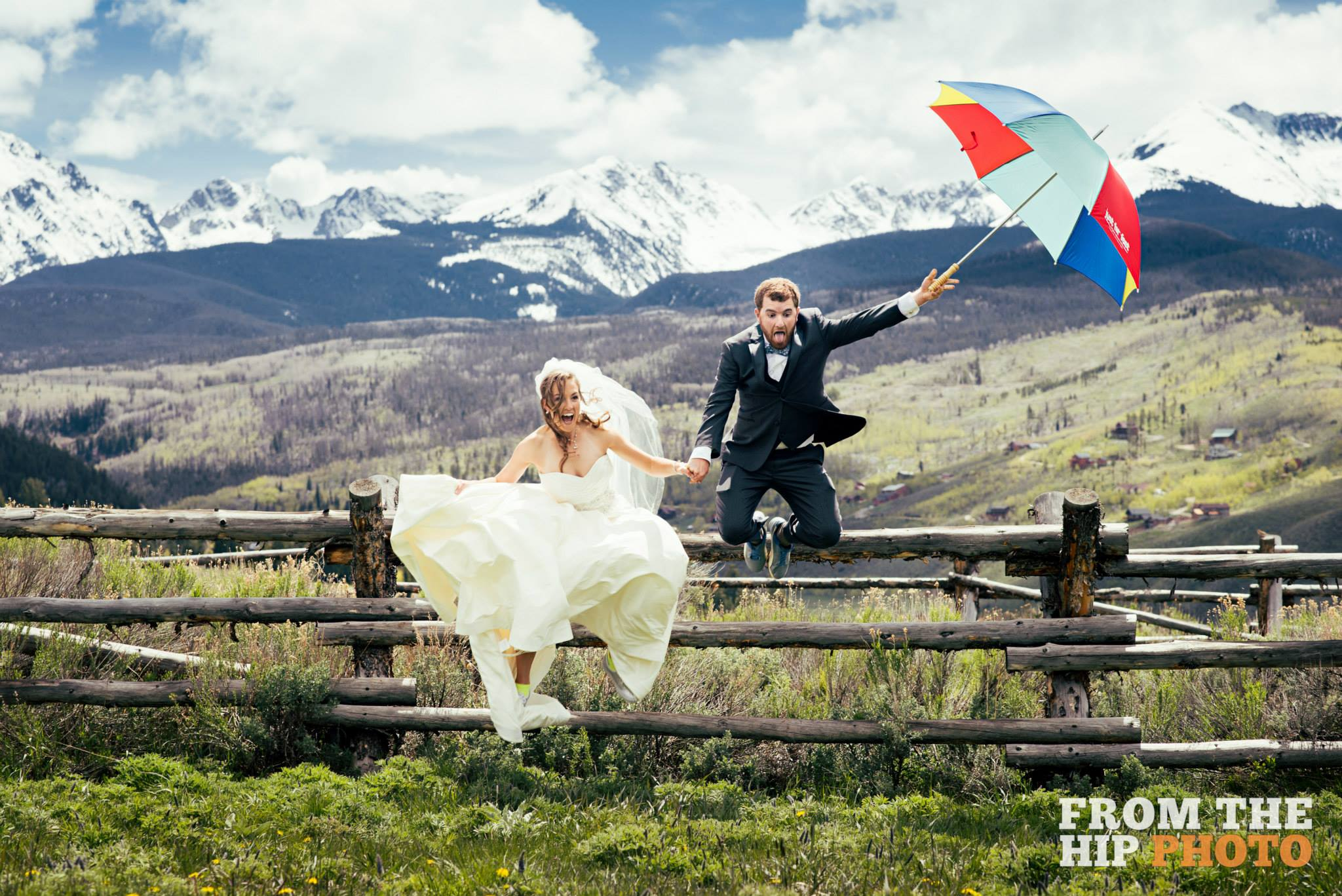 Carlie | May 25, 2015 | Devil's Thumb Ranch | Tabernash, Colorado |  From The Hip Photo