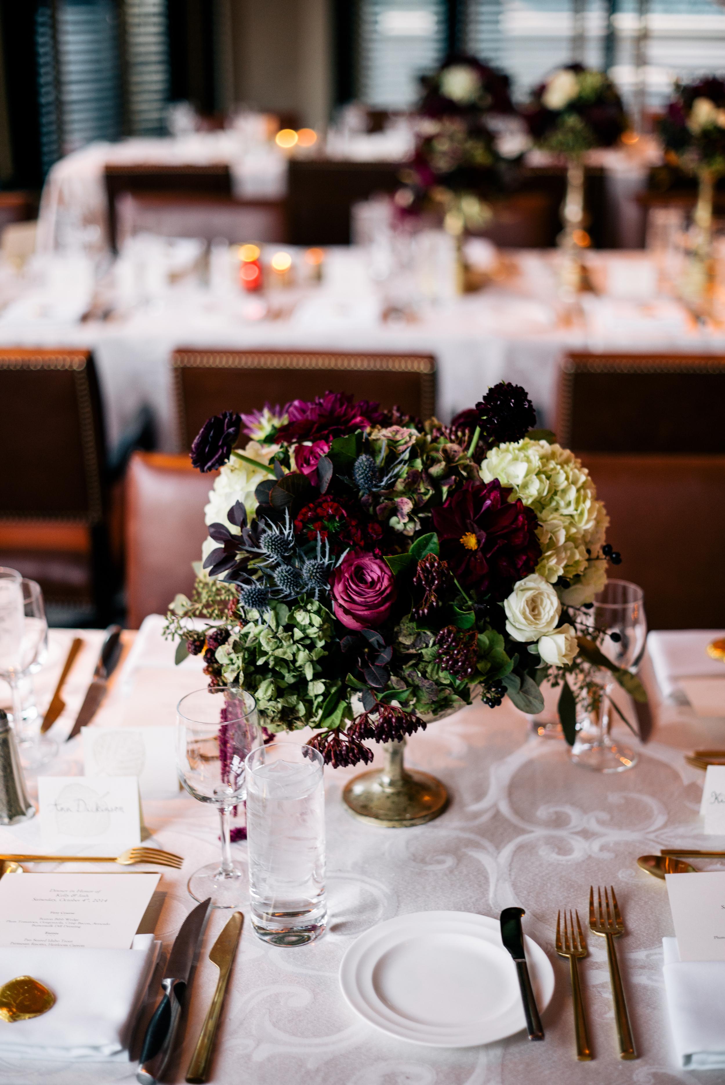 Kelly + Josh   Fall wedding at the Park Hyatt Beaver Creek   Florals by the Perfect Petal   Ash Imagery