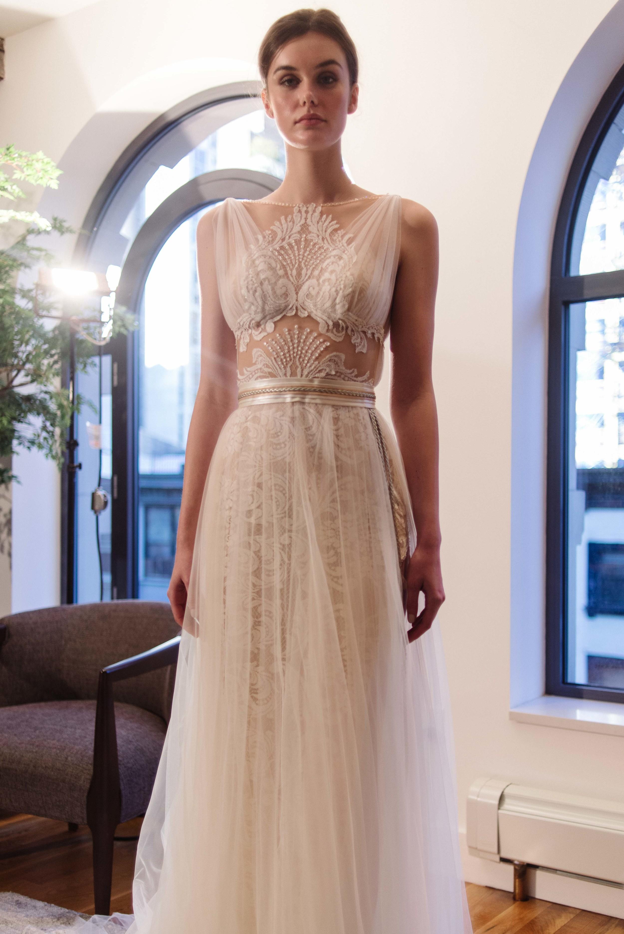 Galia Lahav Ivory Tower Bridal Collection
