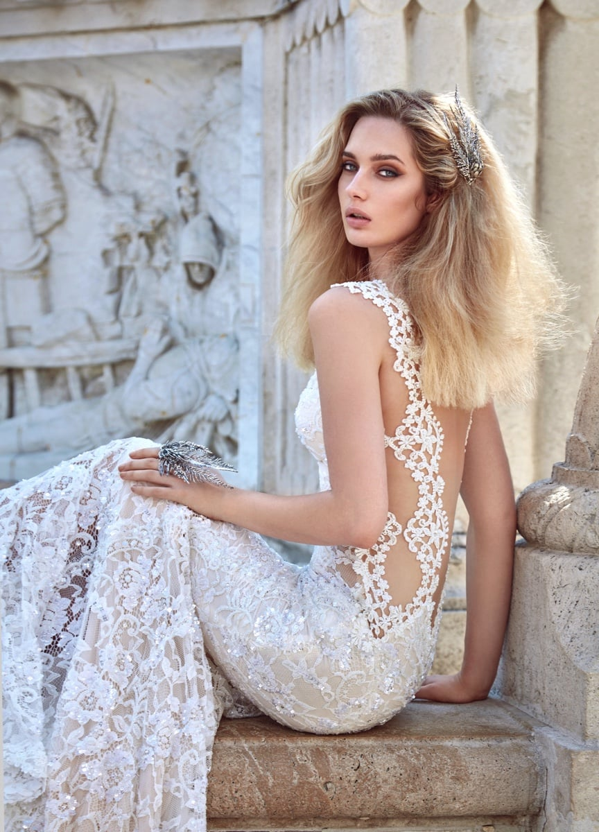 Galia Lahav Ivory Tower Collection at Little White Dress Bridal Shop in Denver, Colorado