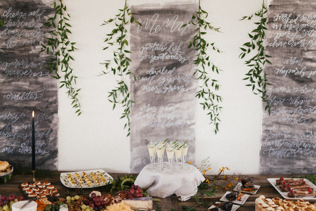 Spring 2016 | styled shoot at Blanc in Denver | Cassie Rosch photography | A reason to celebrate catering