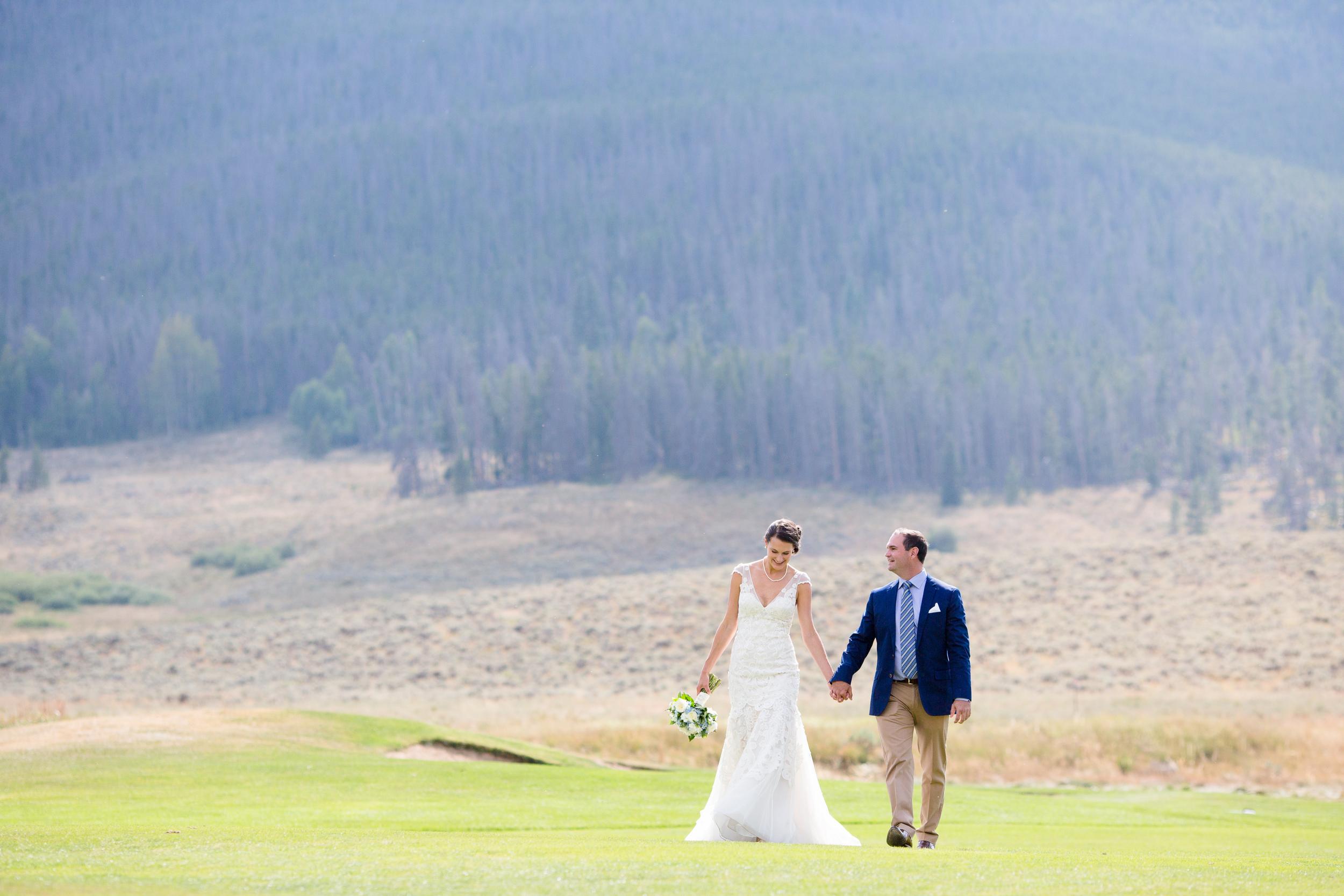 Keystone Ranch Wedding | Liancarlo 6811 available at Little White Dress bridal shop in Denver | Sarah Roshan Photography