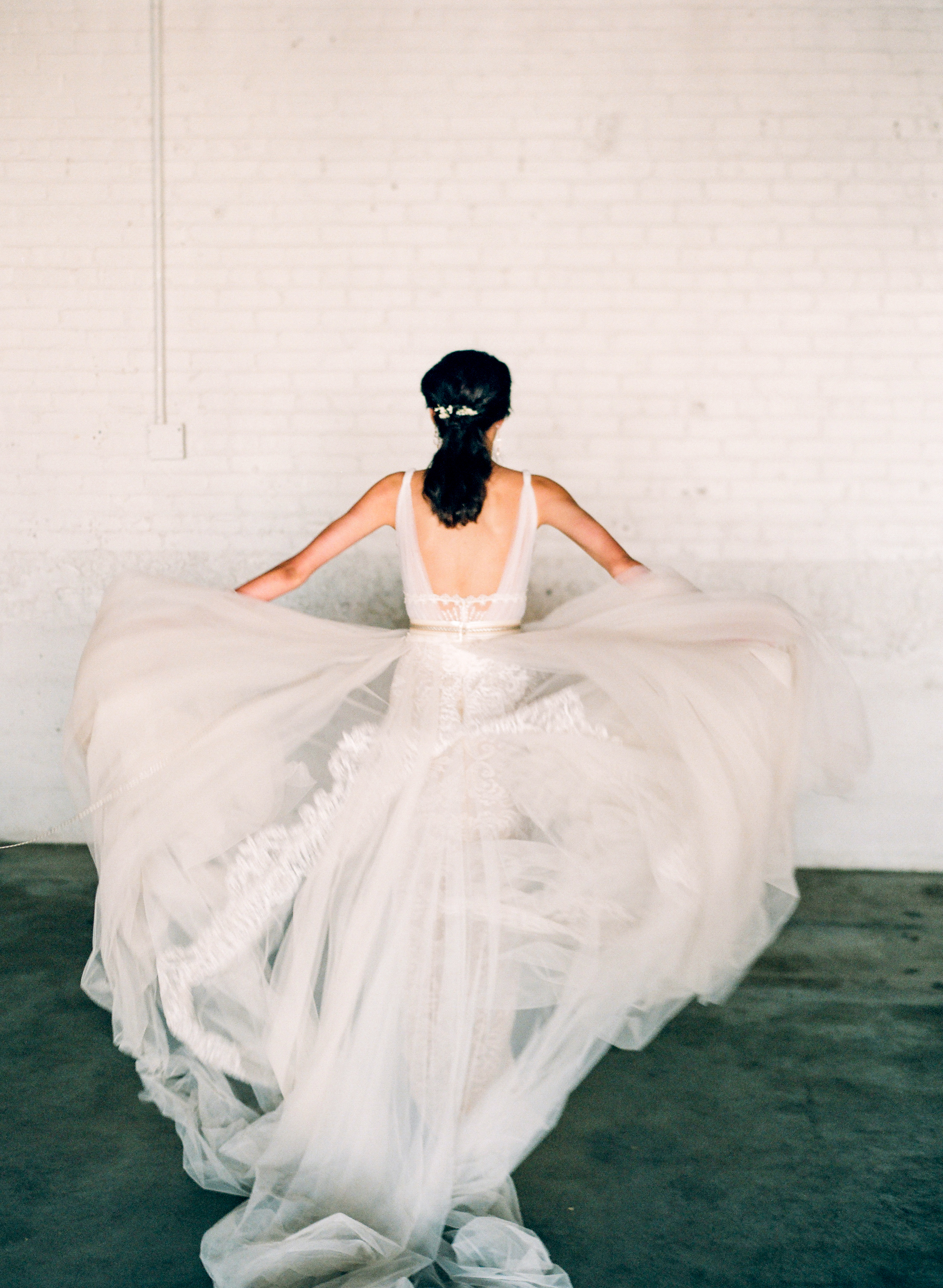 "Galia Lahav ""Flavia"" gown from Little White Dress Bridal Shop 