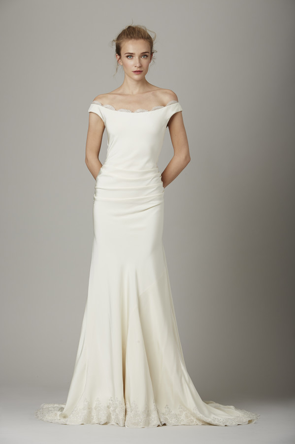 Lela Rose bridal collection | available in Colorado only at Little White Dress Bridal Shop, Denver