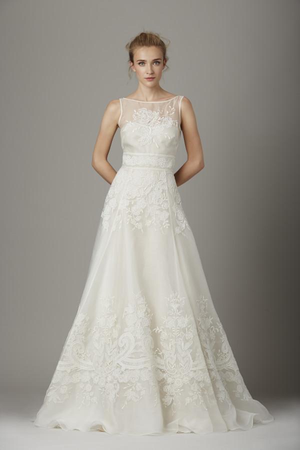 Lela Rose Bridal Collection   Available at Little White Dress Bridal Shop in Denver, Colorado
