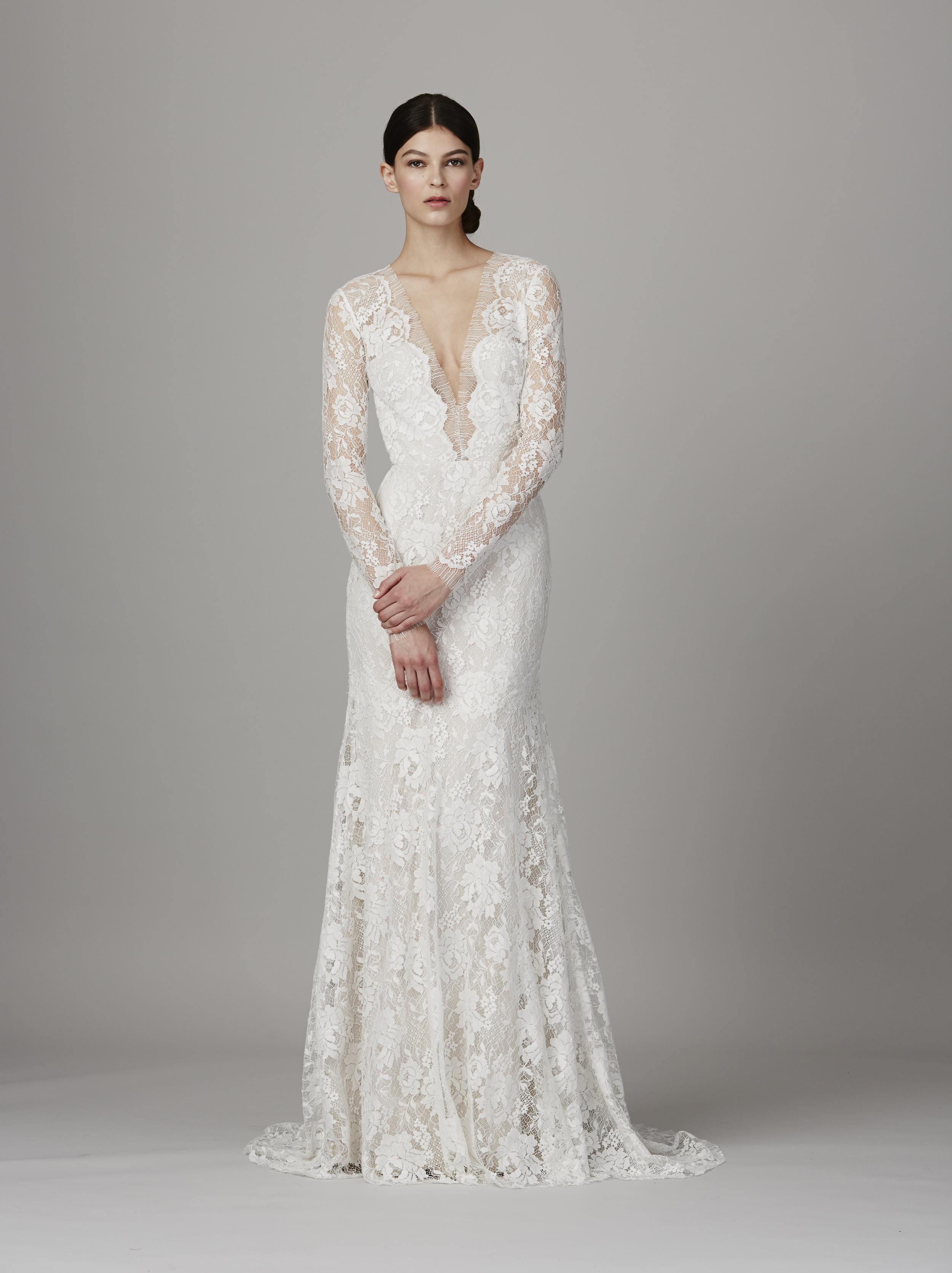 Lela Rose Bridal Collection | Available at Little White Dress Bridal Shop in Denver, Colorado
