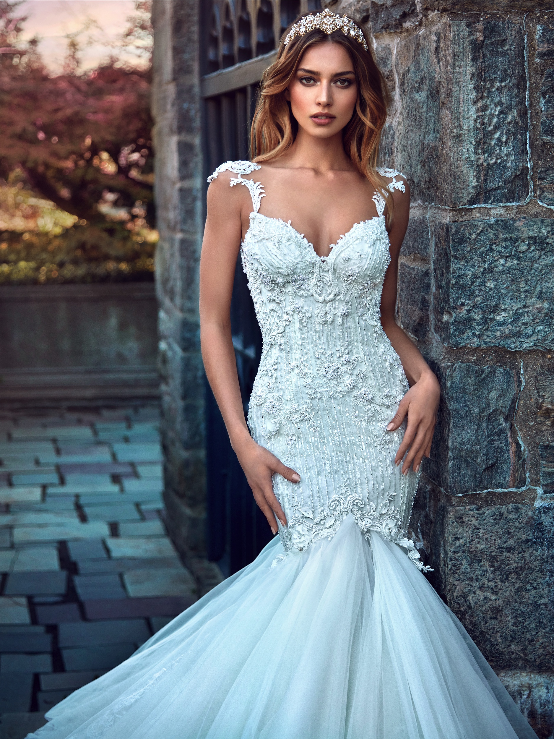 "Galia Lahav ""Le Secret Royal"" Collection 