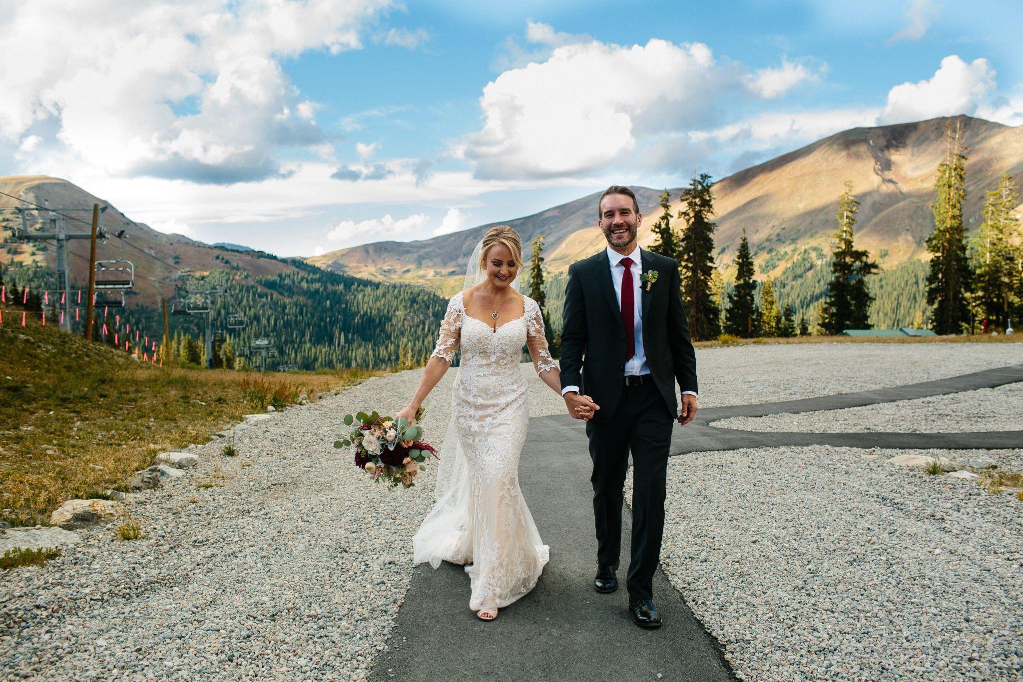 "Ashleigh + Rick   Matthew Christopher ""Kingsley"" gown   Love Veils custom veil   Twigs & Honey headpiece   Caroline Colvin Photography"