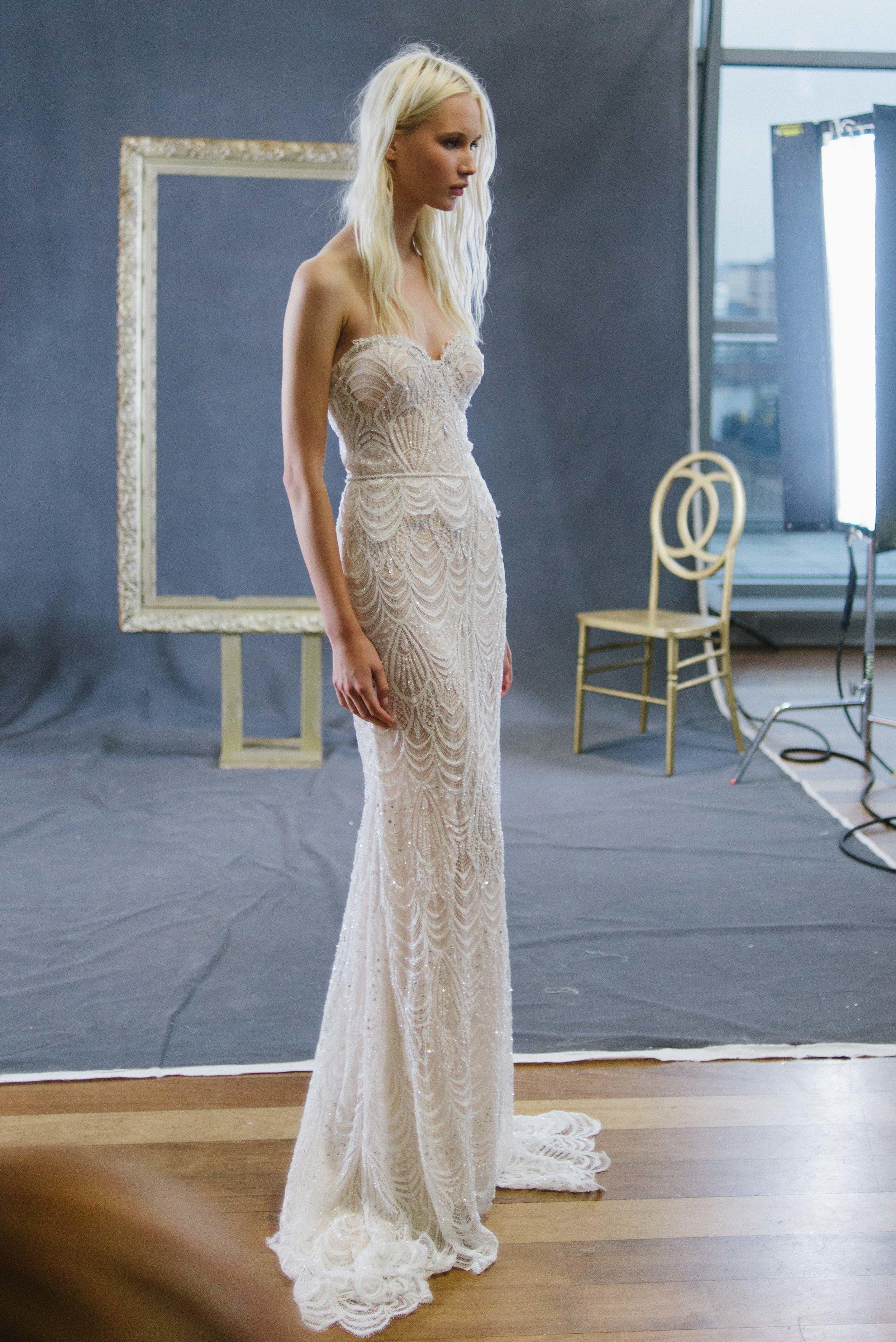 New York Bridal Fashion Week 2016 | Galia Lahav | Little White Dress Bridal Shop in Denver