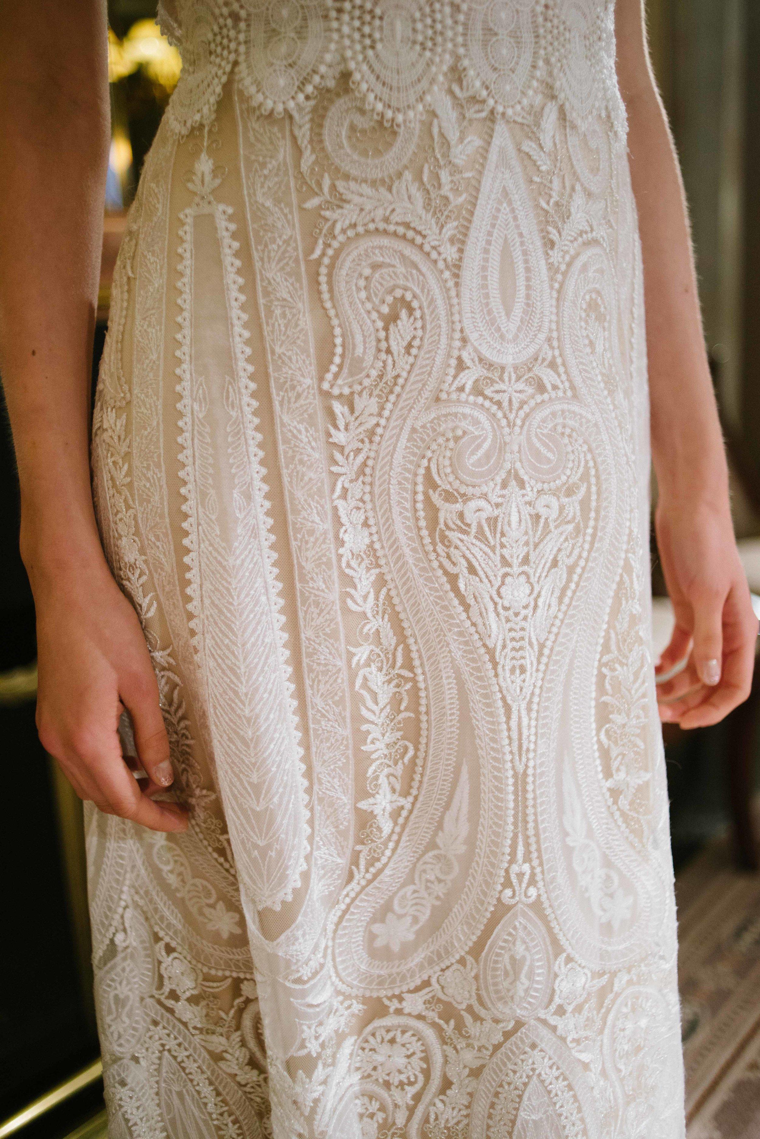 New York Bridal Fashion Week 2016 | Claire Pettibone | Little White Dress Bridal Shop in Denver