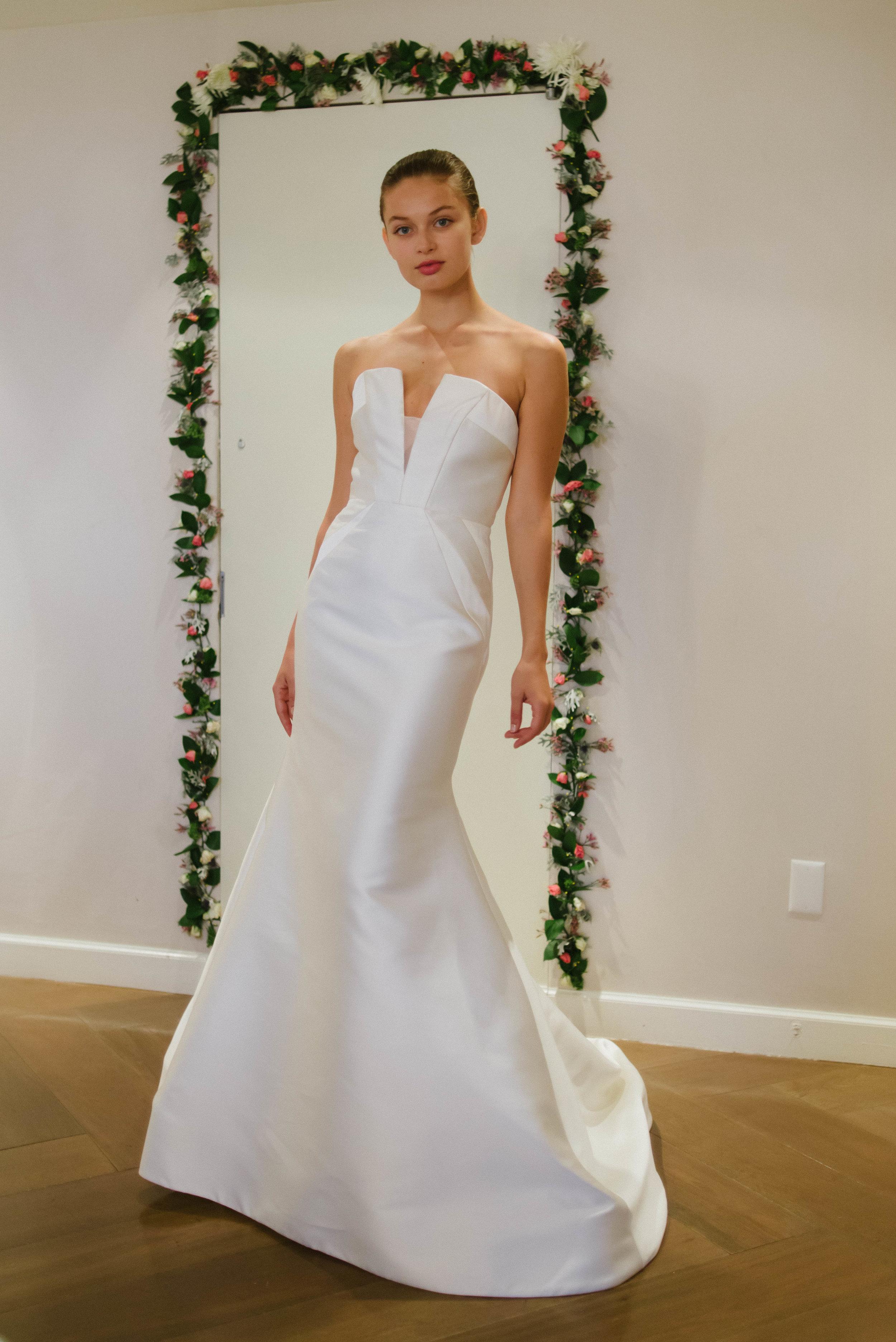 New York Bridal Fashion Week 2016 | Anne Barge | Little White Dress Bridal Shop in Denver
