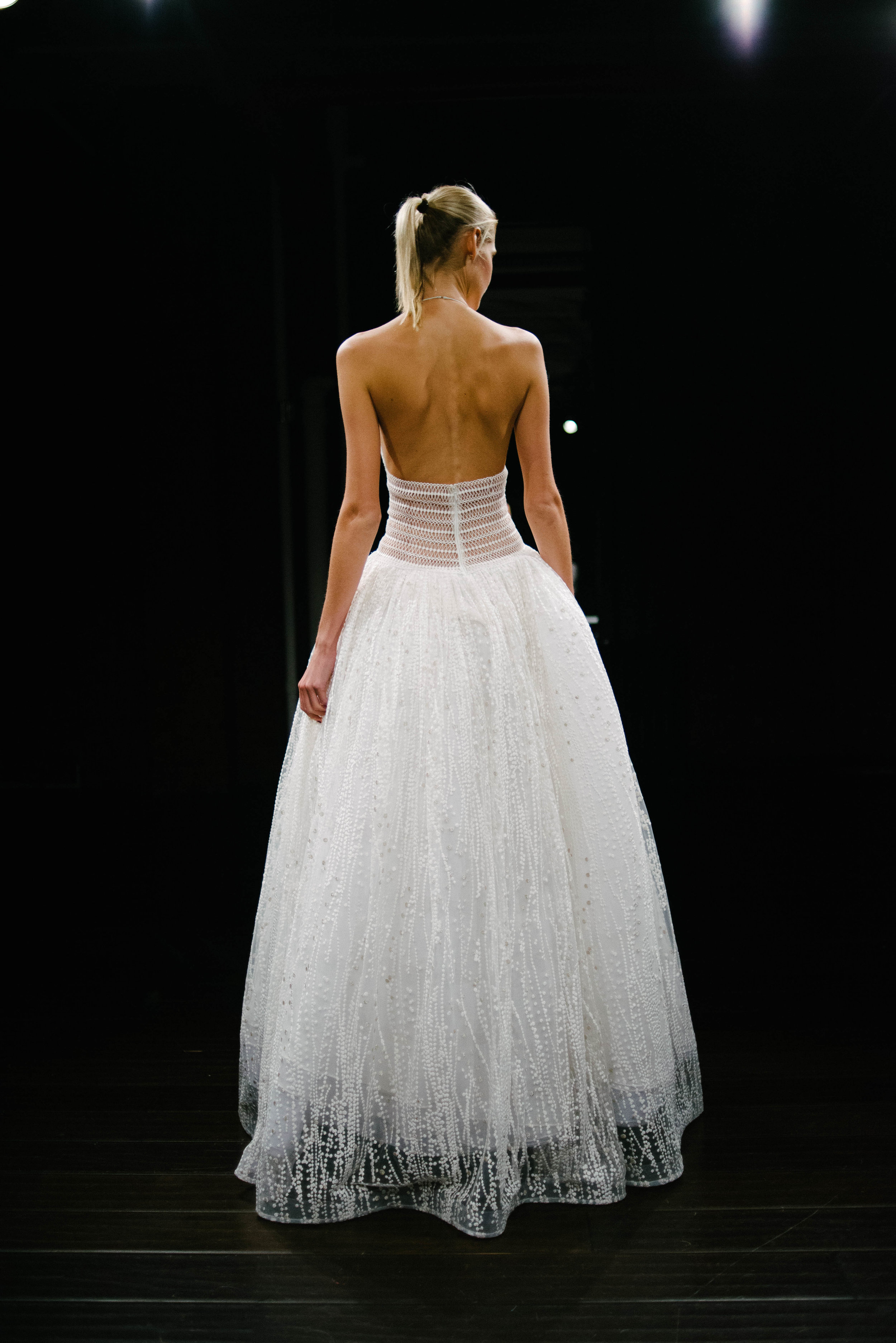 New York Bridal Fashion Week 2016 | Naeem Khan | Little White Dress Bridal Shop in Denver