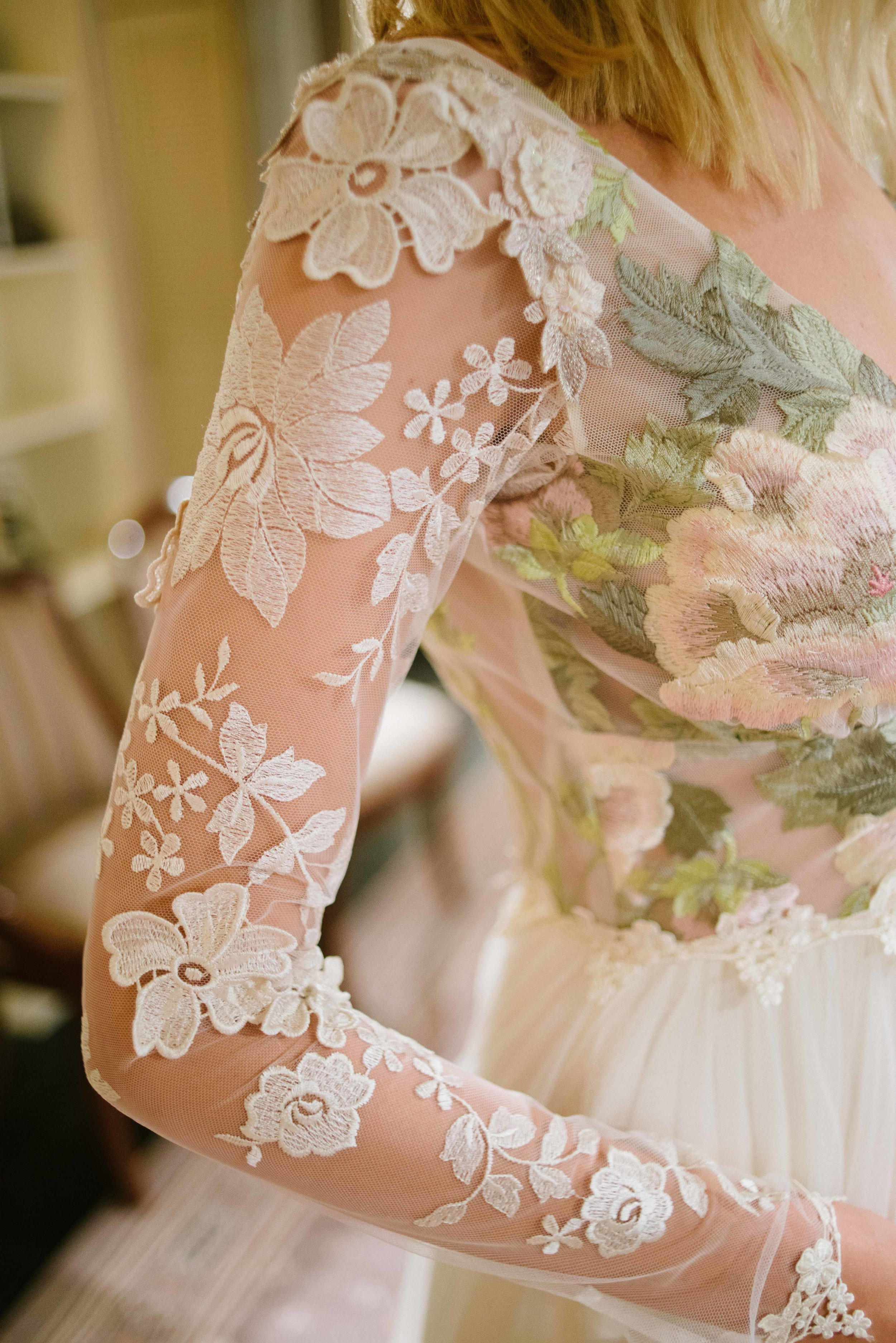 """New York Bridal Fashion Week 2016 