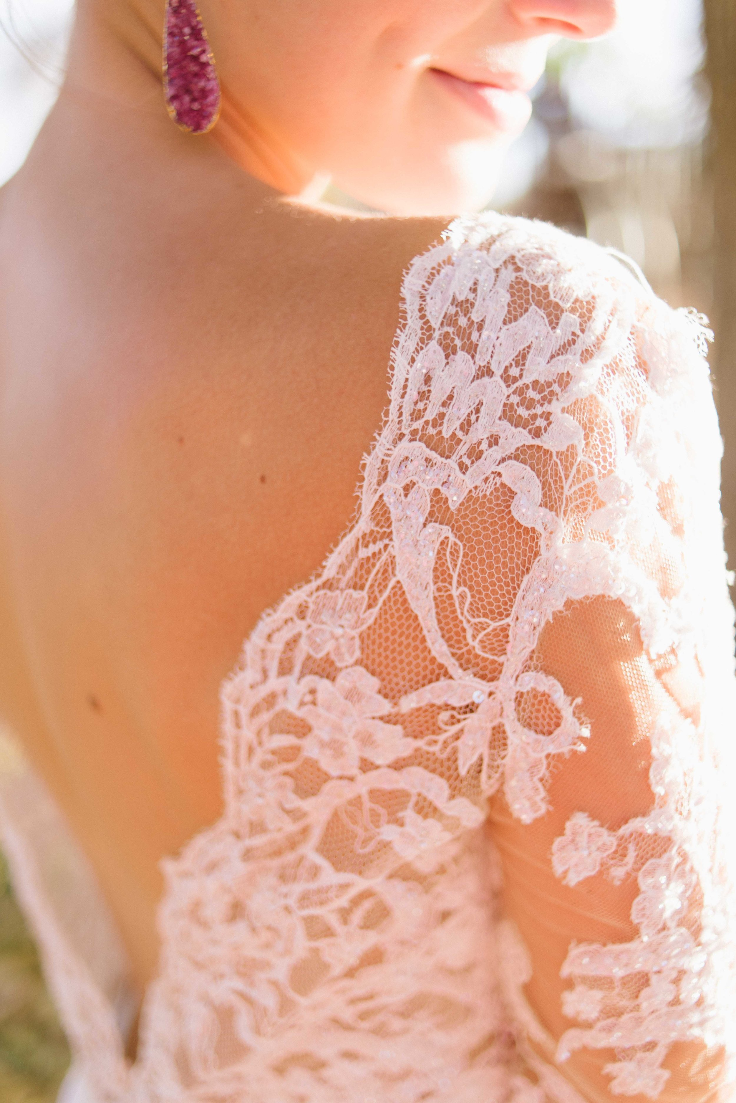 """Fall Wedding Inspiration   Anne Barge """"Leyland""""  available at Little White Dress Bridal Shop in Denver   Photography: Kelly Leggett"""