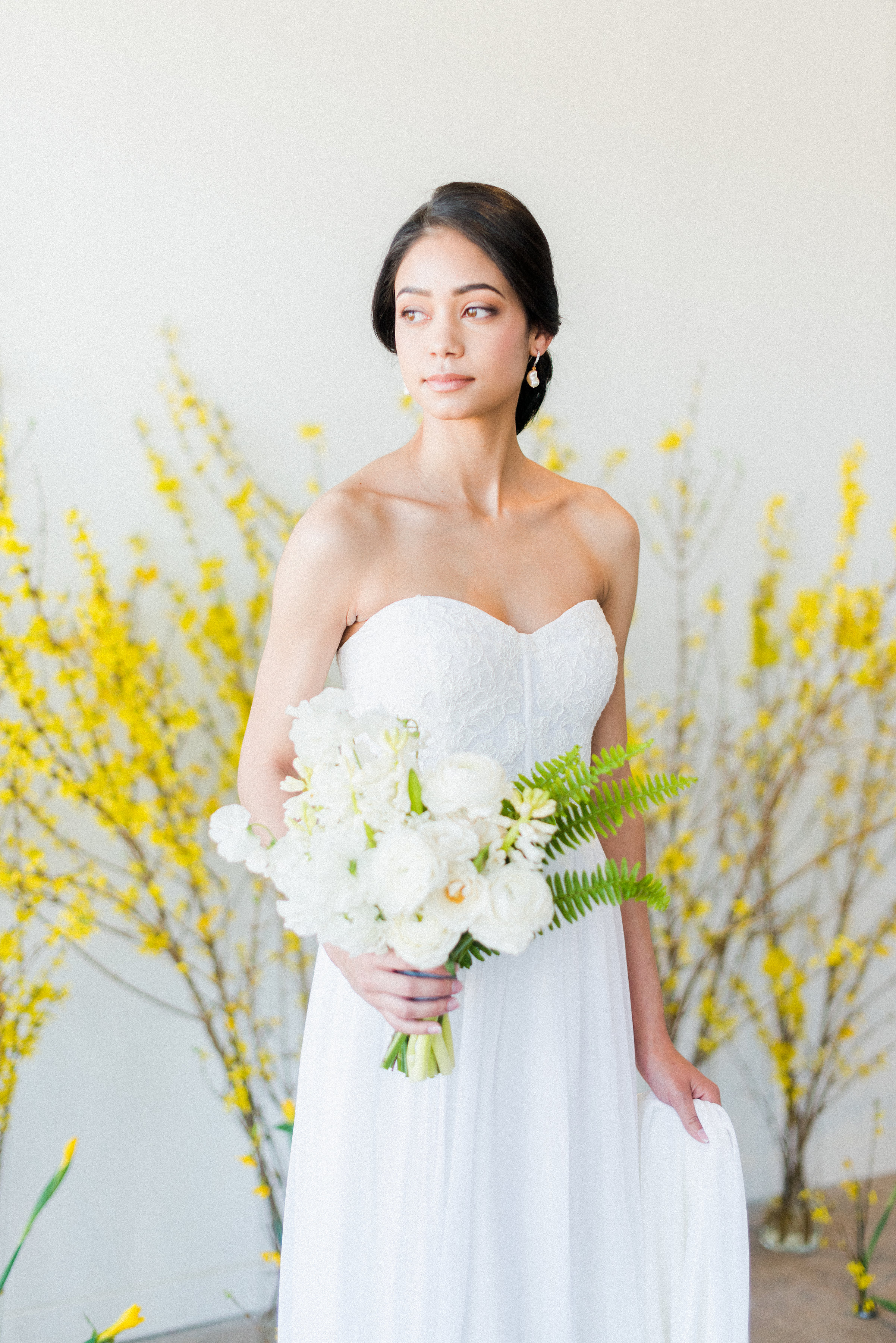 """Anne Barge """"Lily"""" wedding dress 