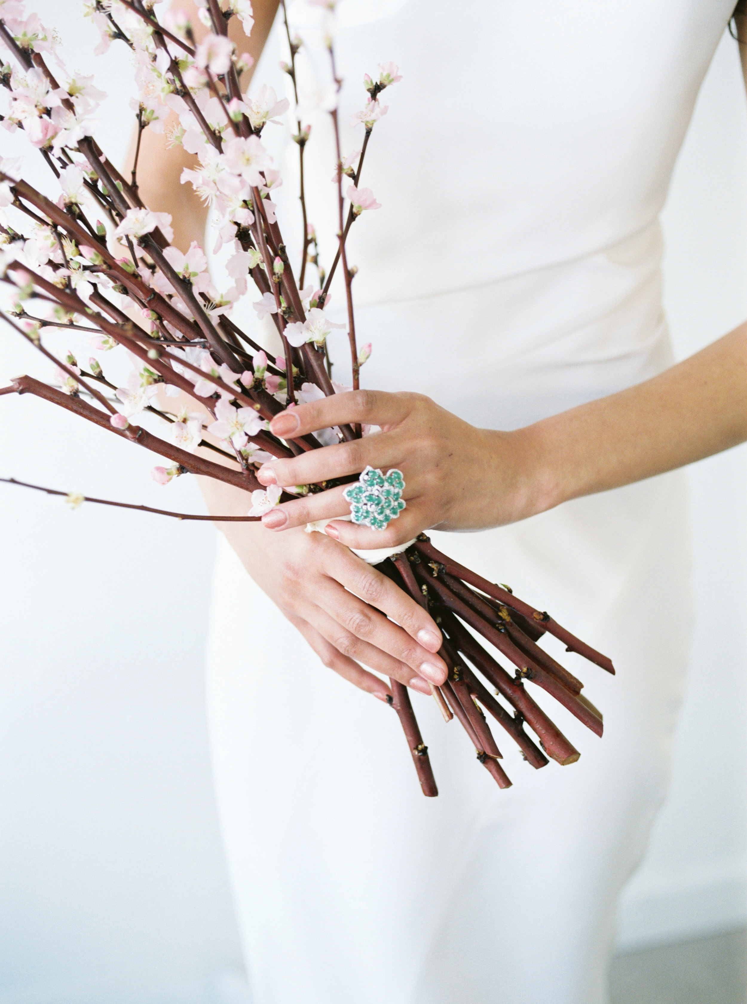 "J. Mendel ""Madeleine"" wedding dress | Spring Bridal Inspiration from Little White Dress Bridal Shop in Denver, Colorado | Decorus Photography"