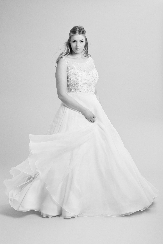 Anne Barge Curve Couture Plus Size Wedding Dress   Denver, Colorado   Little White Dress Bridal Shop