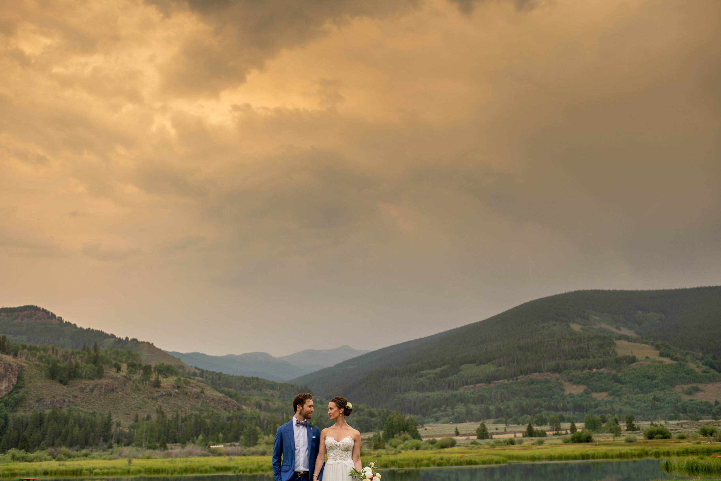 Jess and Joel | July 2018 | Camp Hale - Breckenridge, CO |  Selah Photography