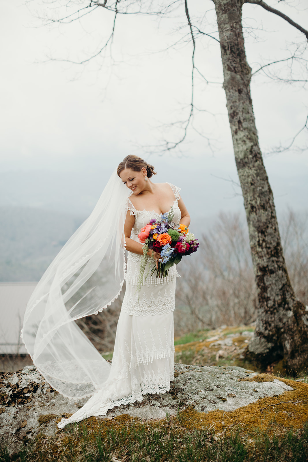 Colleen | Overlook Barn, NC | June 2018 |  Michelle Lyerly Photography