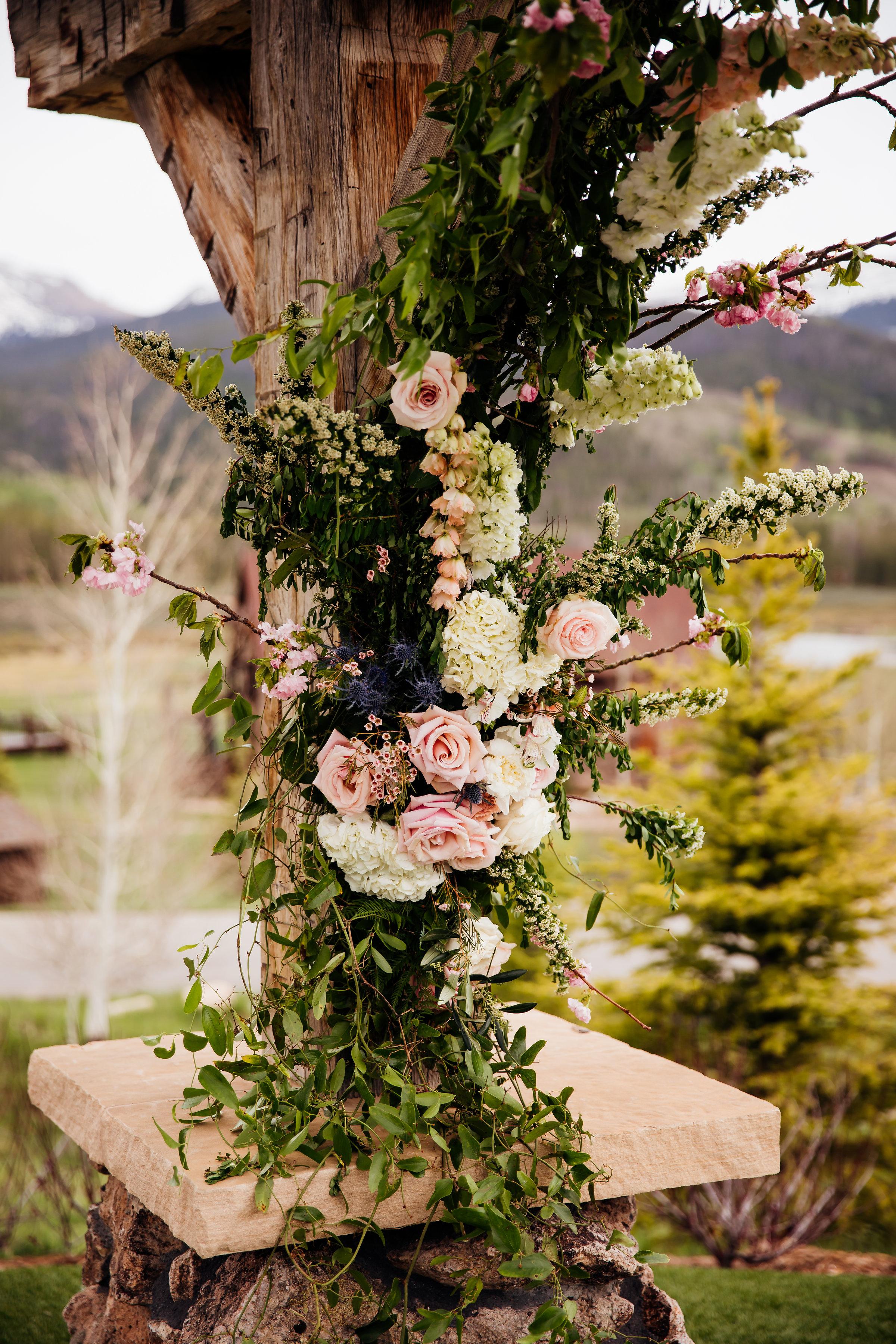 Erika Lindsay S Devil S Thumb Ranch Wedding Little White Dress