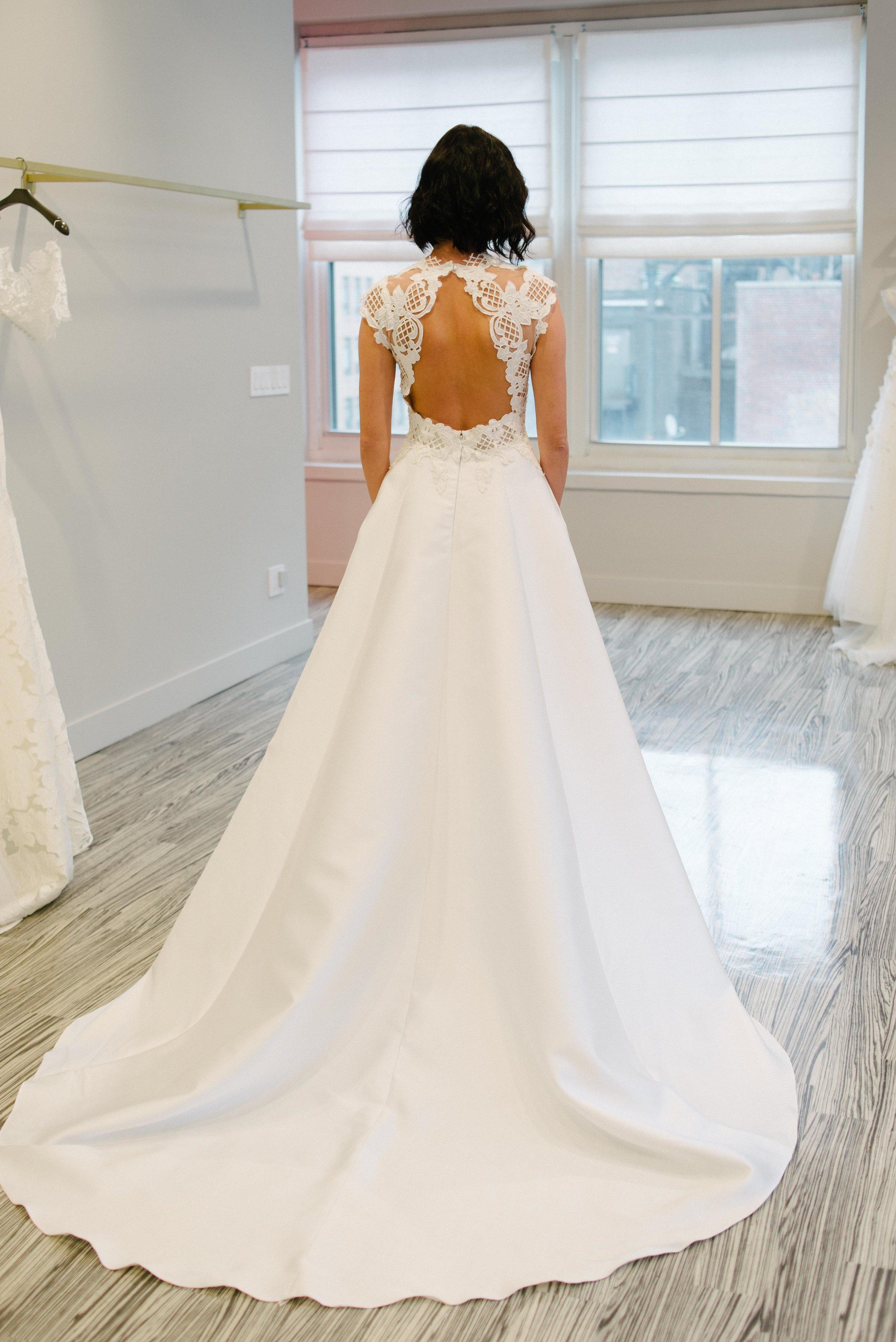 Bridal Fashion Week Trends 2019, New York Bridal Fashion Week, Bridal Market, Soft A Line