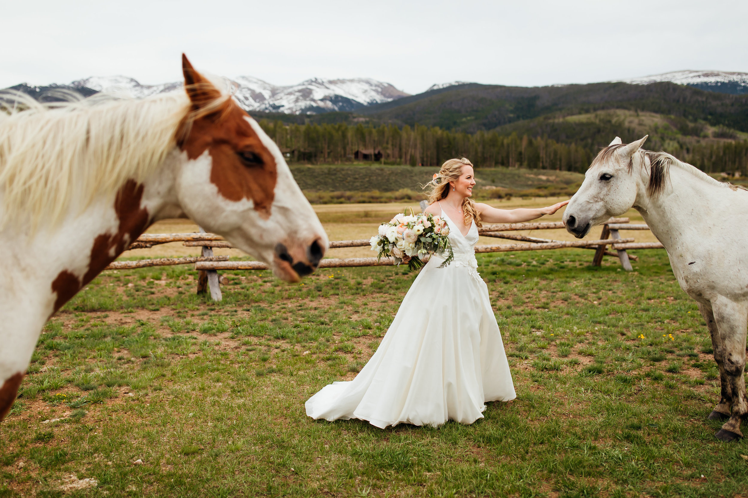 Erika | May 2018 | Devils Thumb Ranch |  Mallory Munson Photography