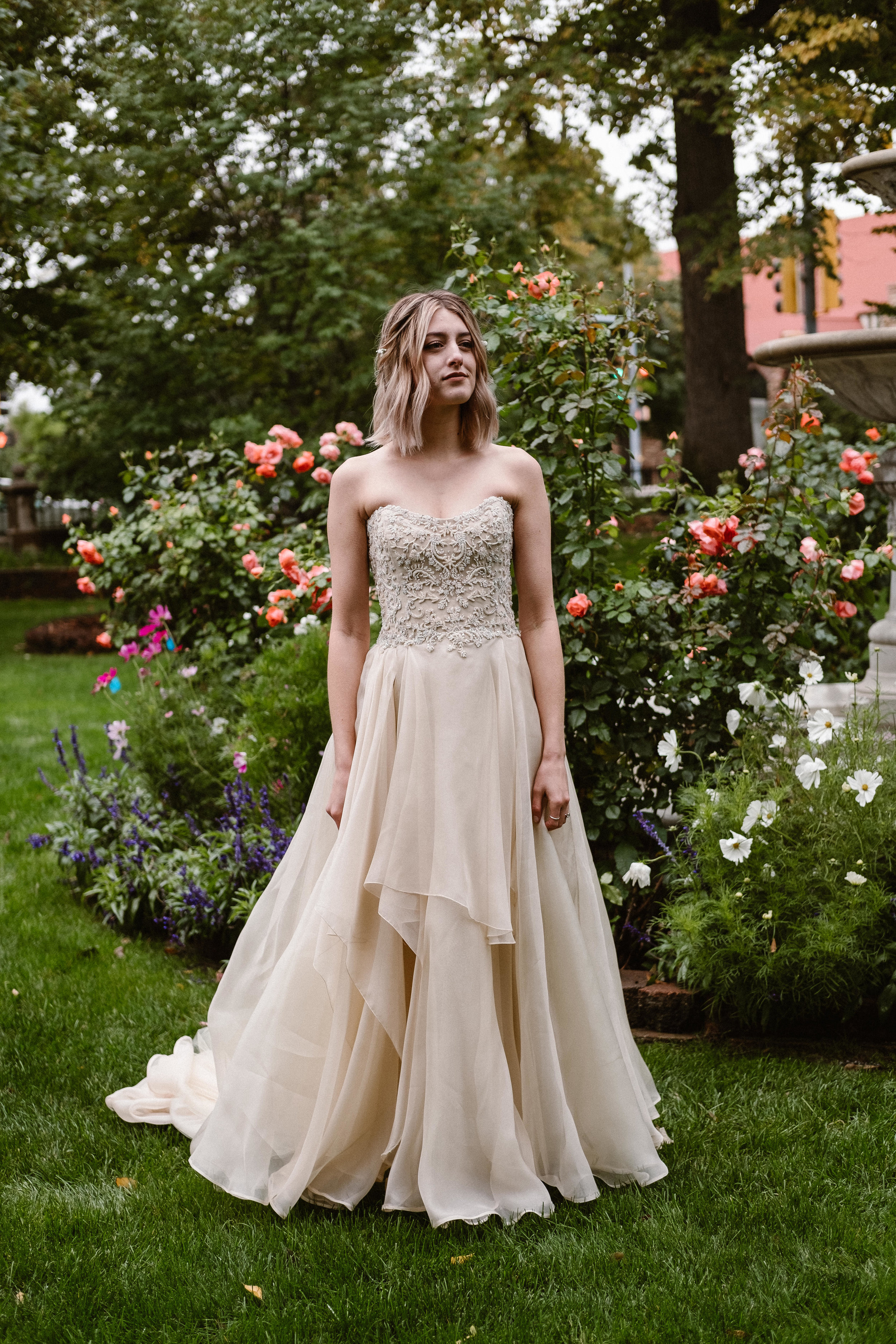 Little White Dress Bridal Shop Flash Sale, Little White Dress Bridal Shop Denver, Sample Sale Dresses Denver CO, Off The Rack Wedding Dresses, Marchesa Denver CO