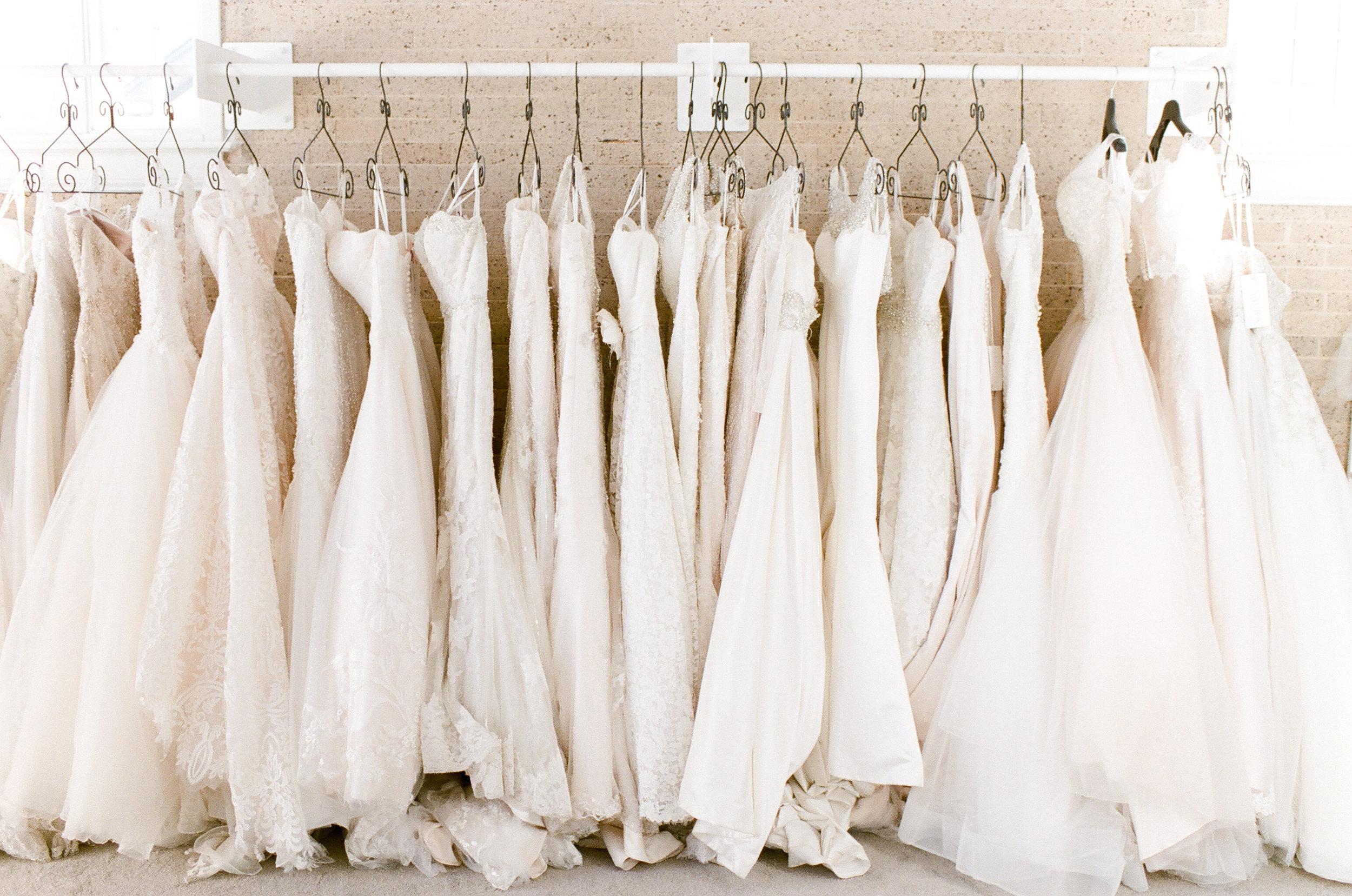 The Experience — Little White Dress Bridal Shop   Denver ...