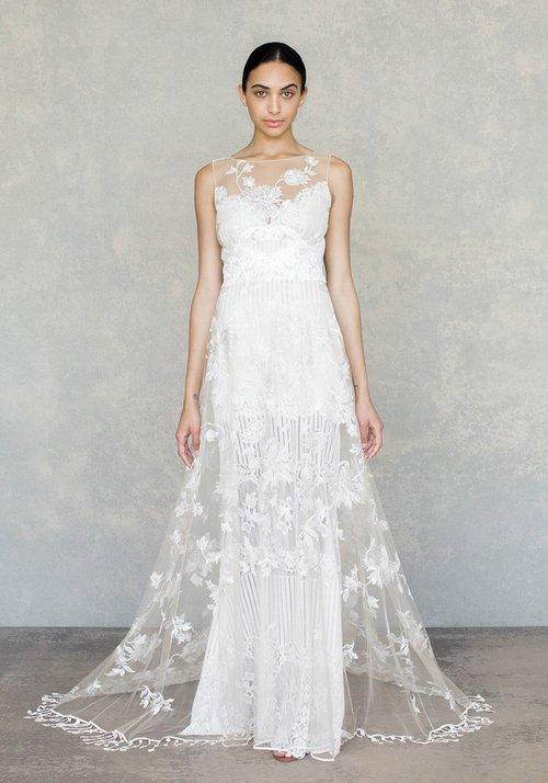 Claire Pettibone Designer Wedding Gowns Little White Dress