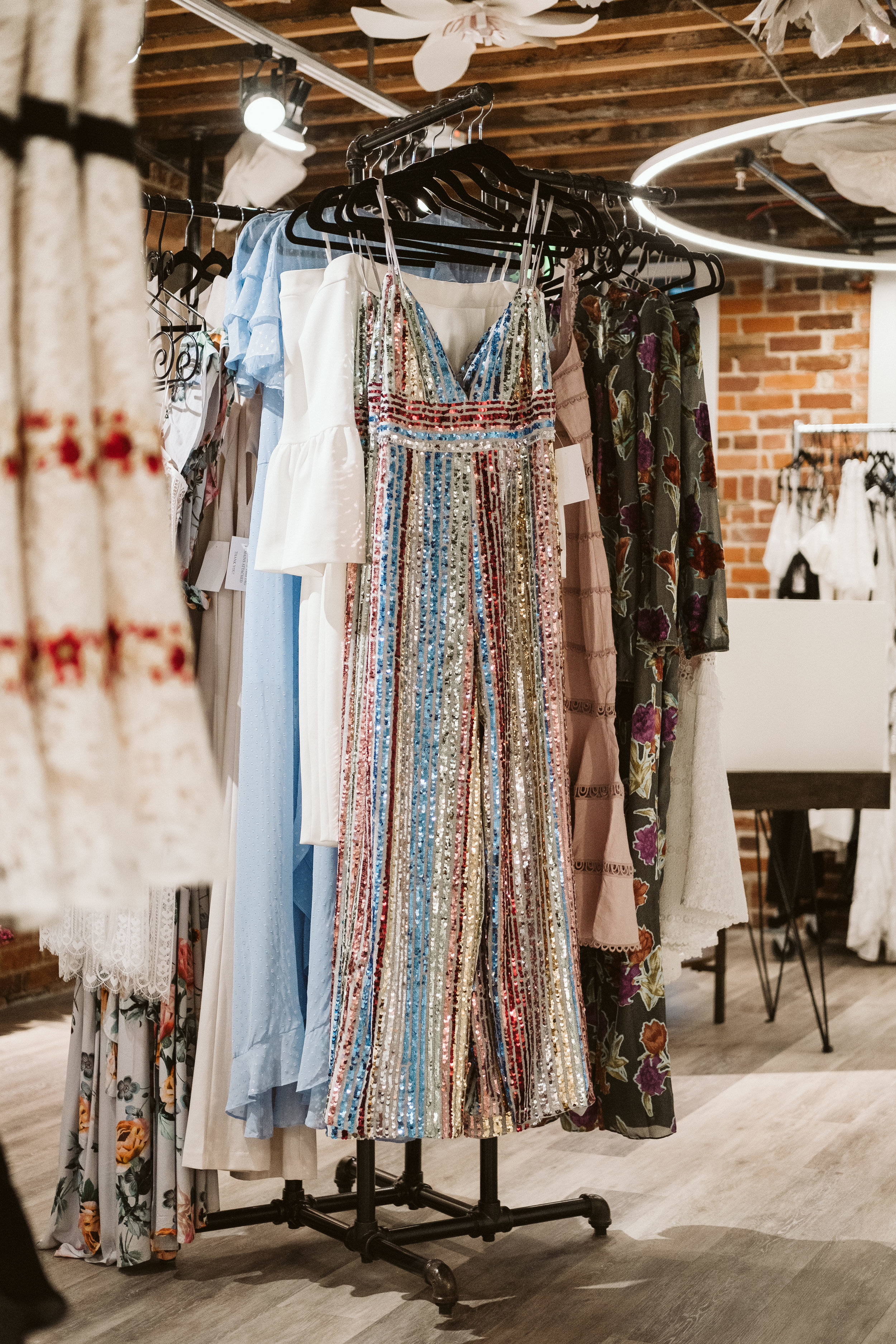 Eden Boutique - Eden Boutique is the only boutique whose sole focus is providing seriously stylish options for all celebrations, with a special focus on those surrounding the wedding. Eden is located in the garden level of Little White Dress Bridal Shop.