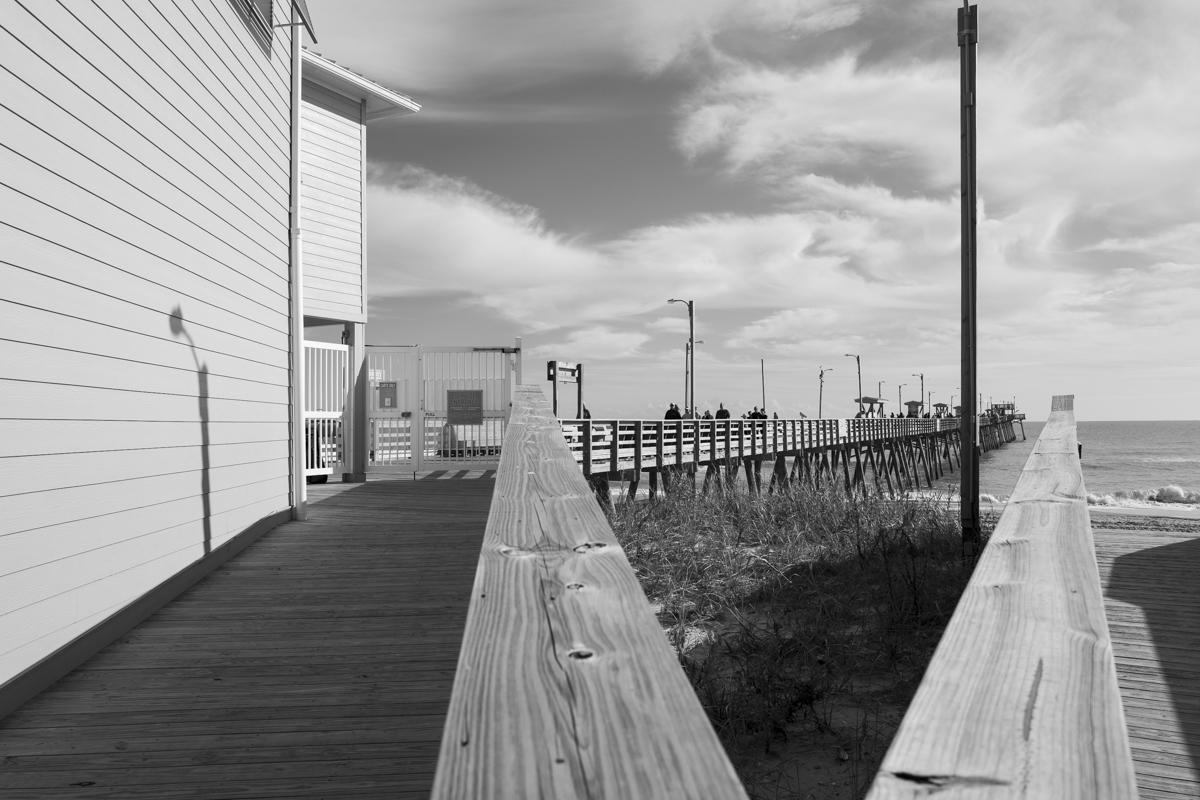 Bogue Pier