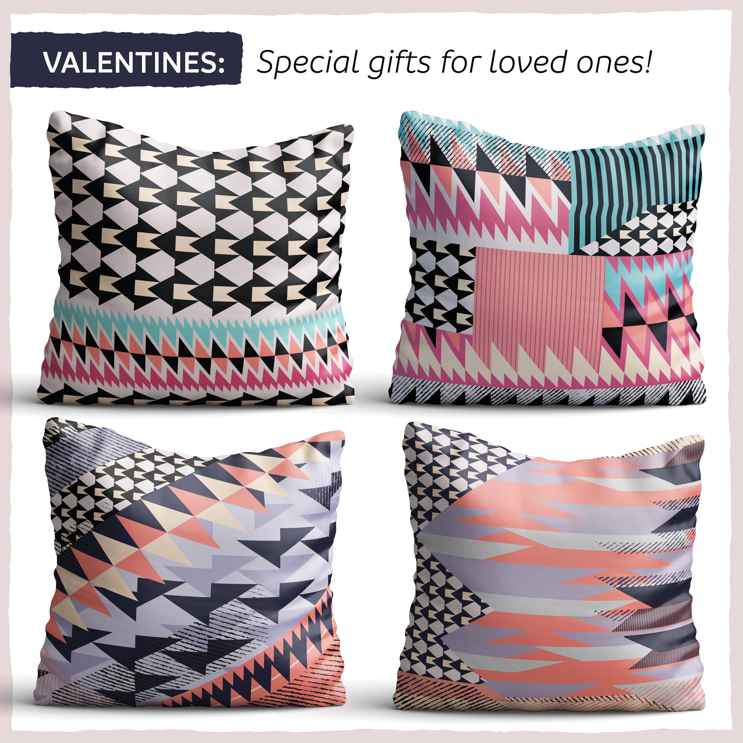 Stapleton Cushions £45