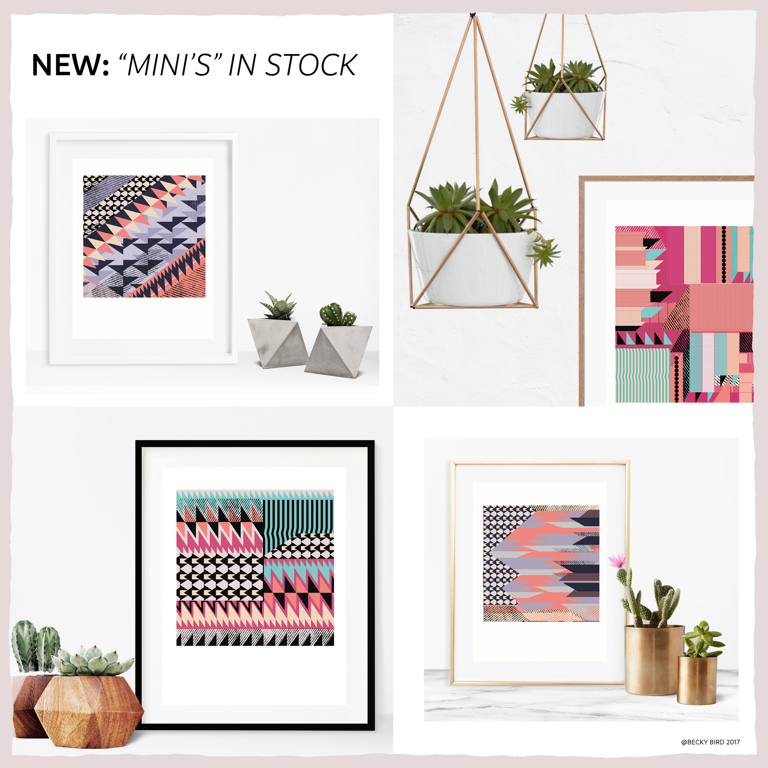 New MINI's £22 each