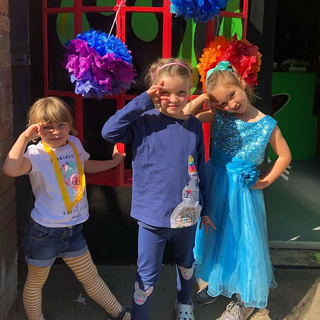 When your baby becomes a Tween! Thank you @okidomagazine  @doughbakehouse @slimeplanetuk  we had a perfect day! 🤩🎈7️⃣🤘